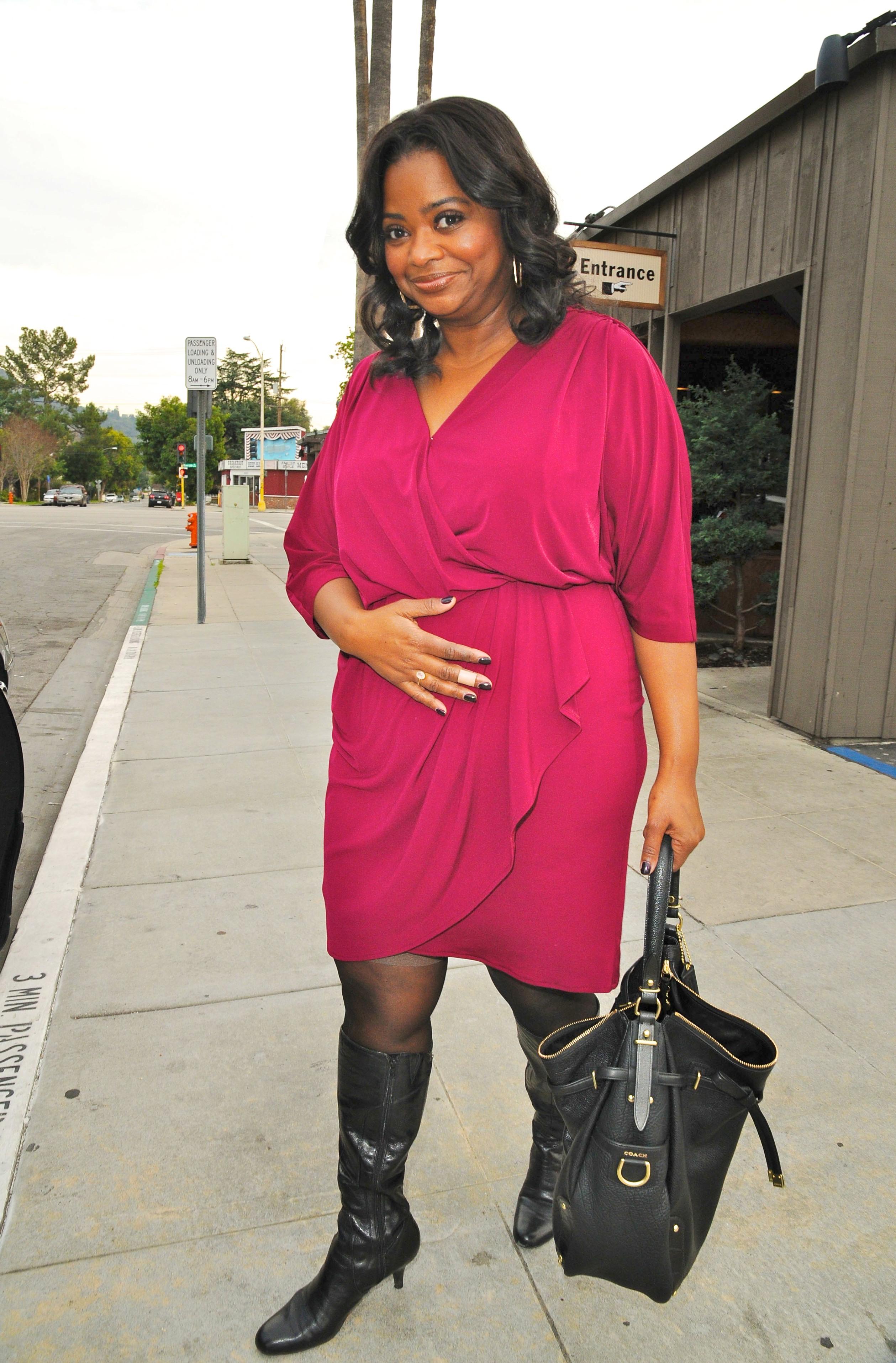 octavia spencer sensa weight loss kim kardashian hollywood the help