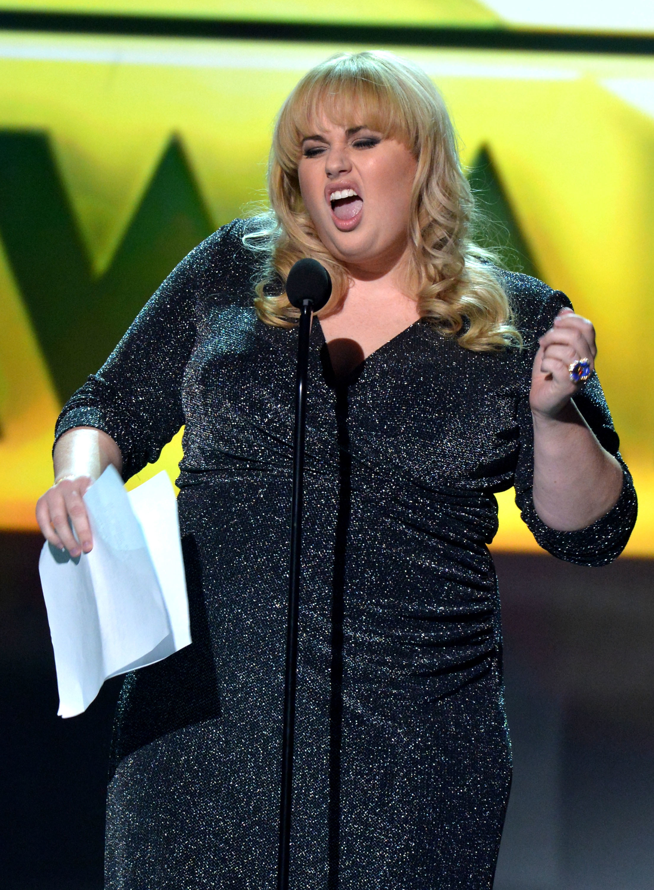Rebel Wilson interesting facts