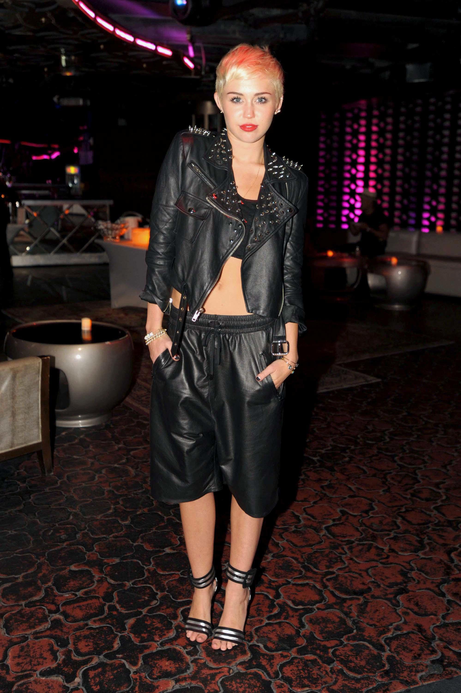 Miley Cyrus celebrity transformation