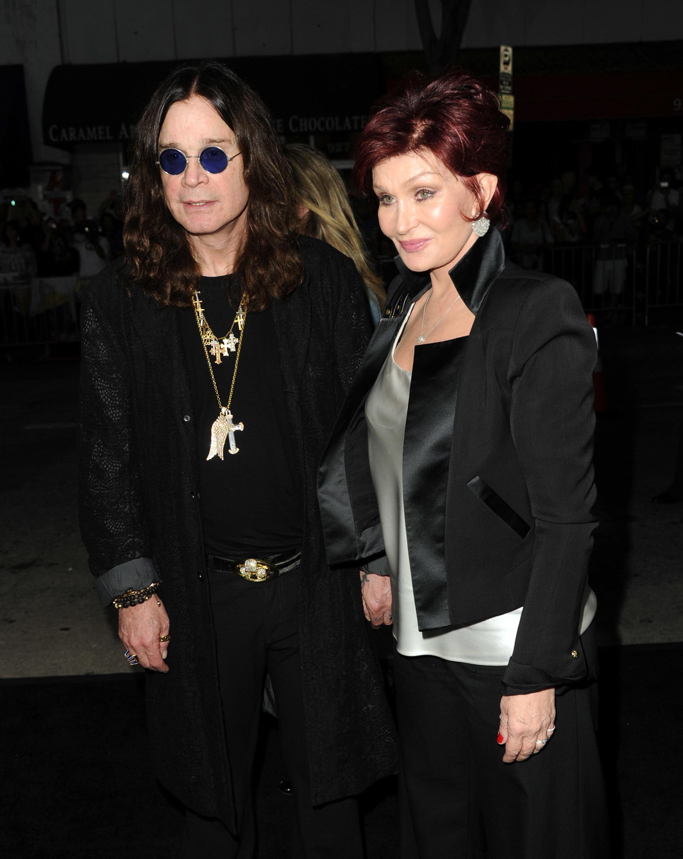 Ozzy Sharon Osbourne