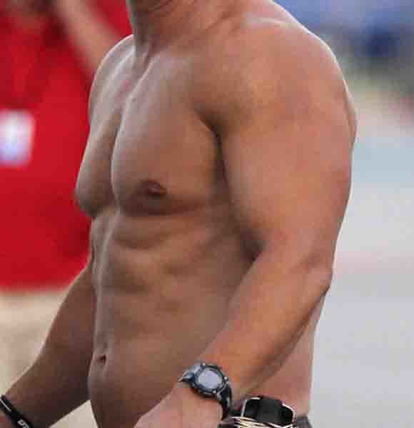 Mark Wahlberg shirtless pain and gain