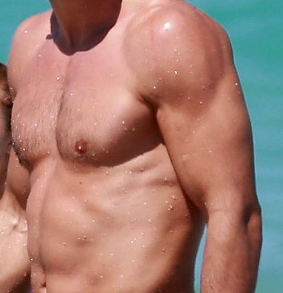 Wladimir Klitschko Hayden Panetierre beach