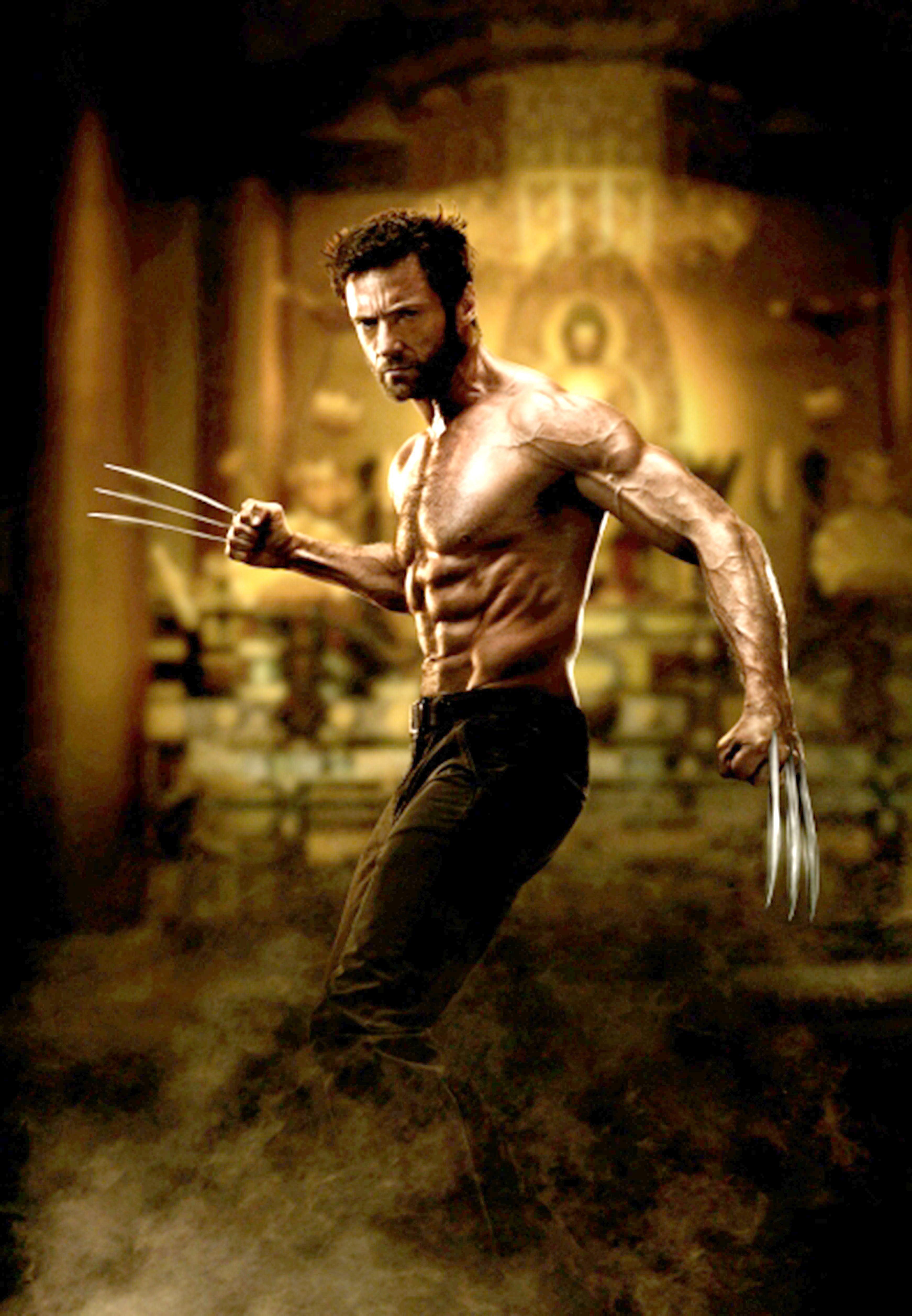 4. Wolverine aka Logan