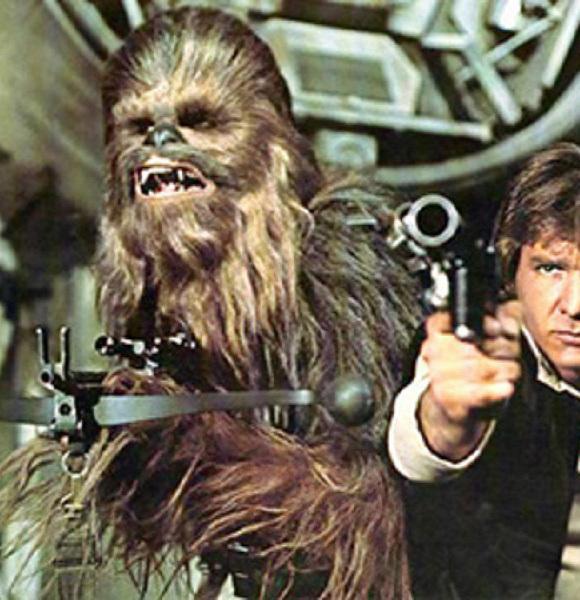 Peter Mayhew as Chewbacca