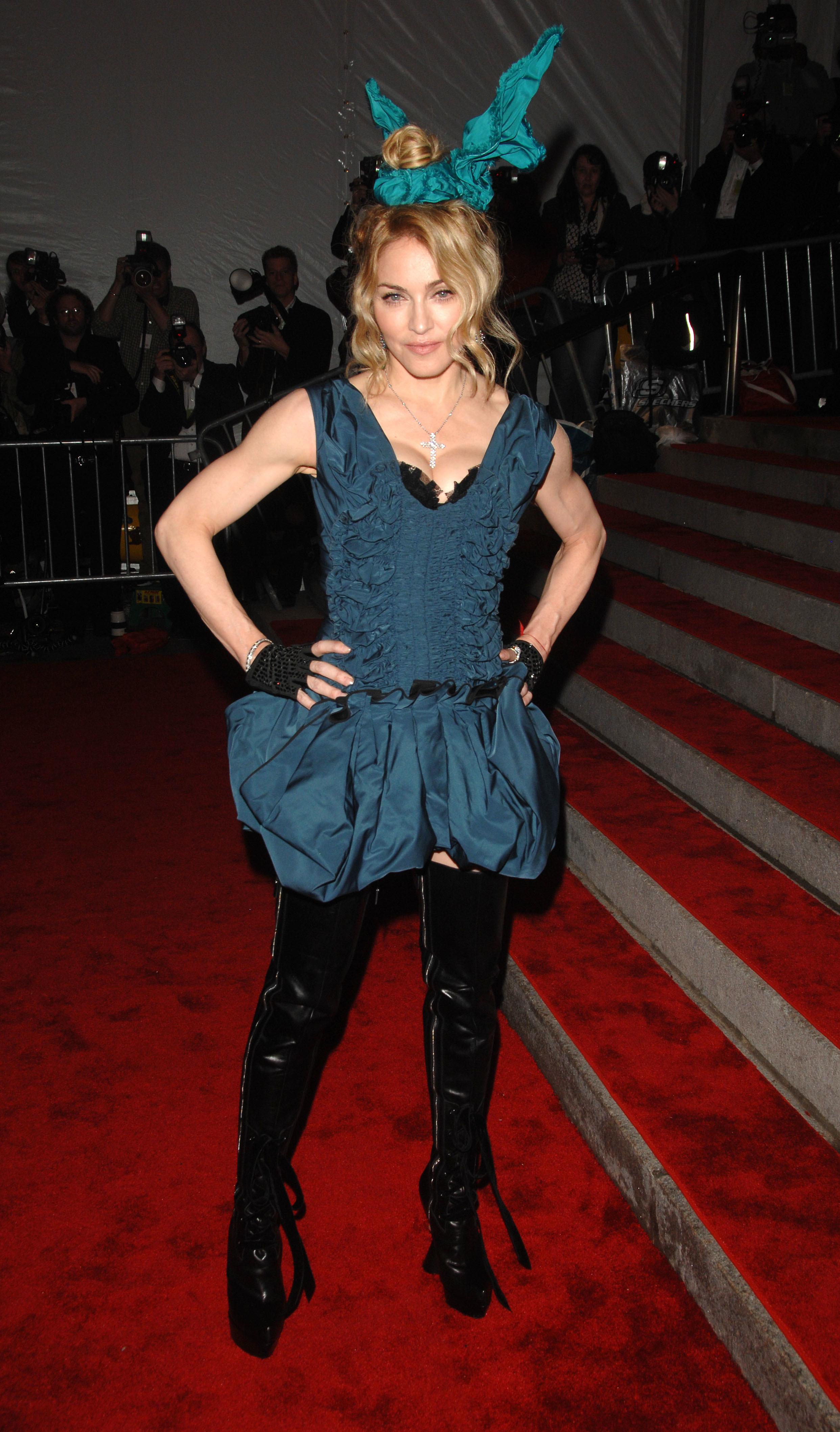 MET Costume Institute Gala madonna
