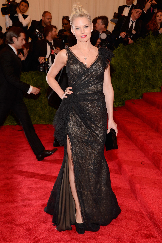 Jennifer Morrison 2013 Met Gala