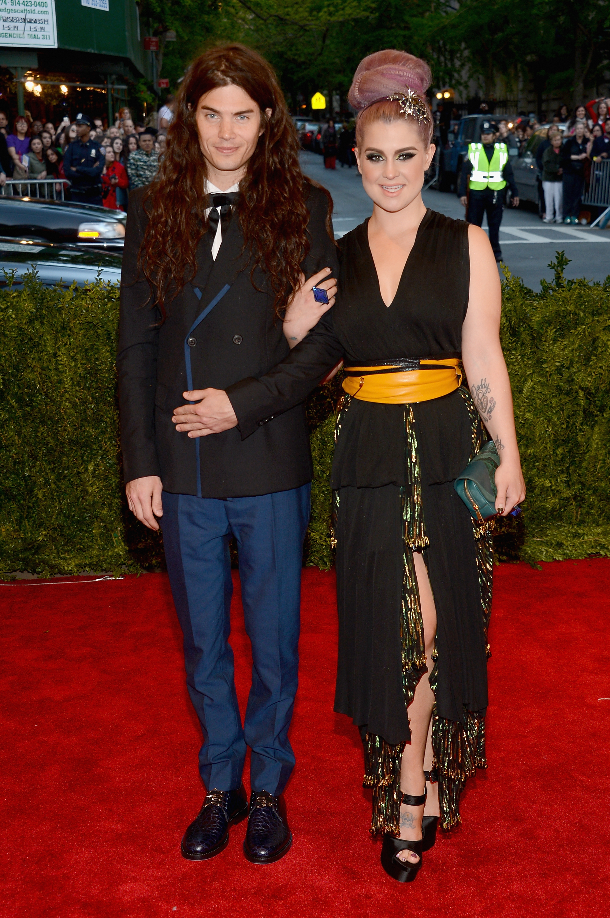 kelly osbourne engaged