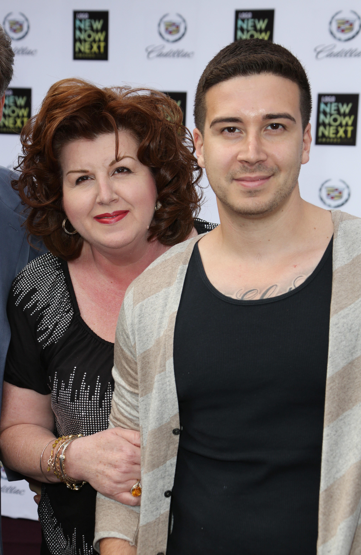 vinny guadagnino and mom