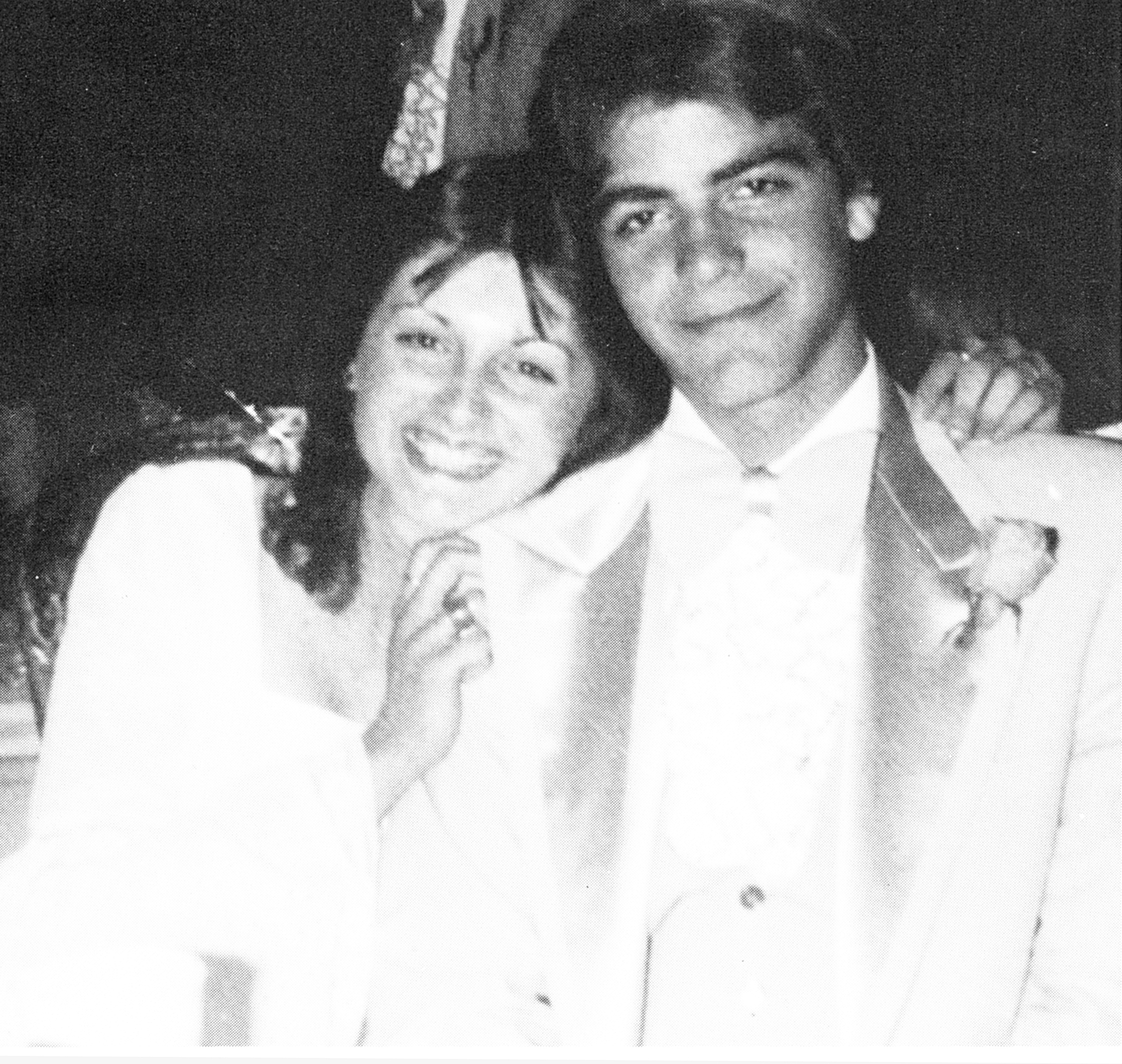 George Clooney prom