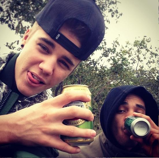 Justin bieber beer
