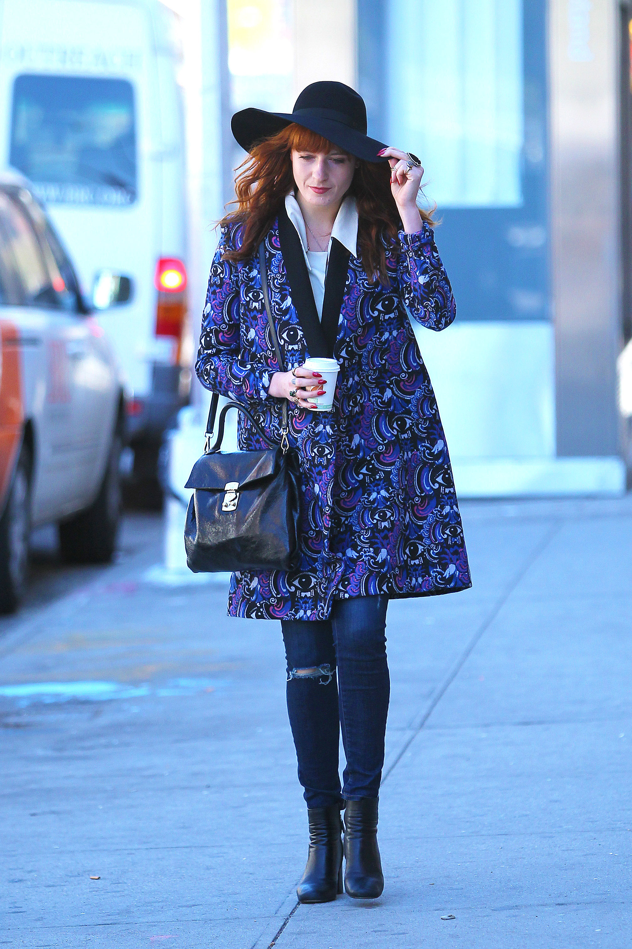florence welch best spring street style
