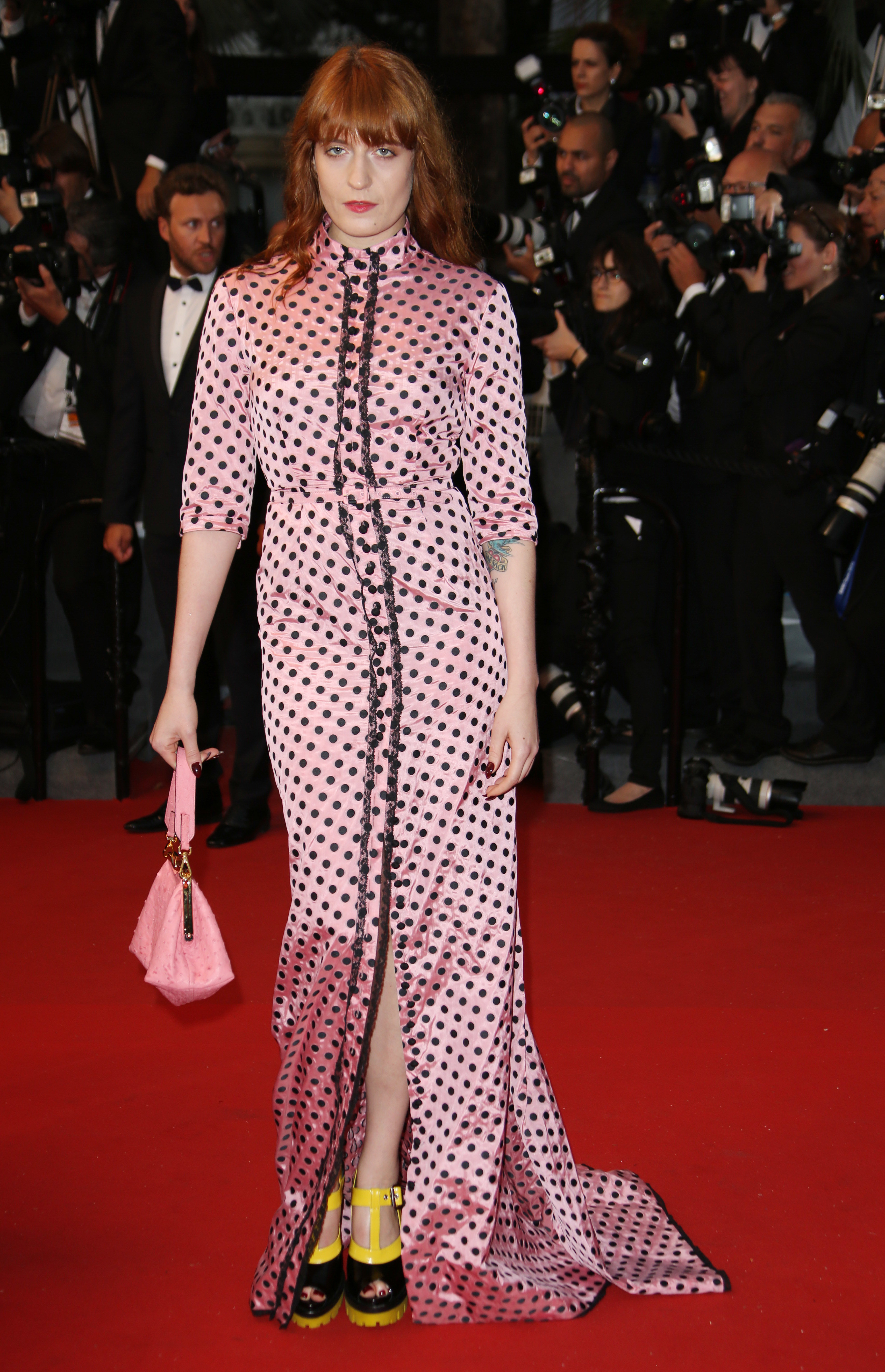 Florence Welch cannes