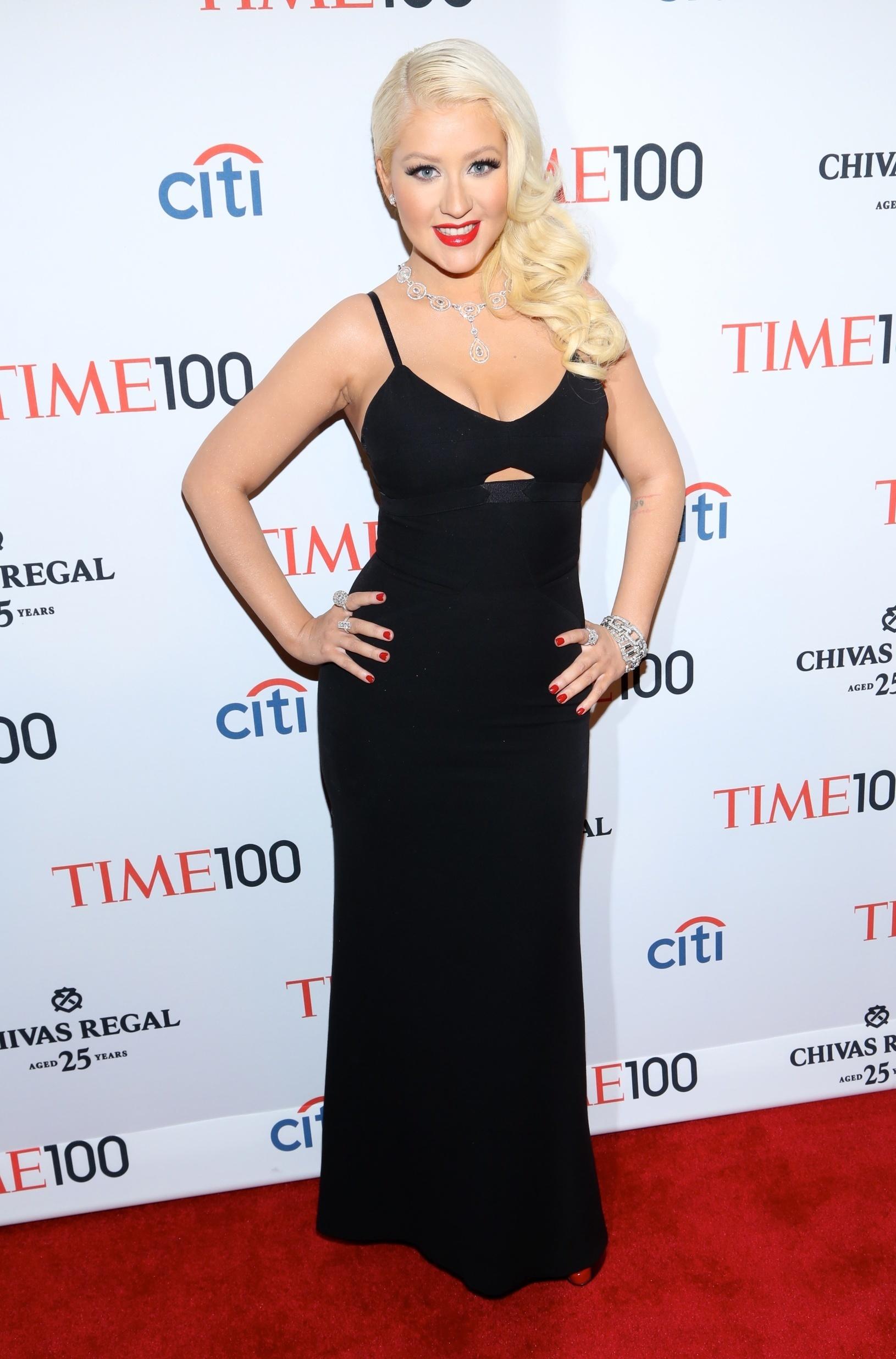christina aguilera time magazine