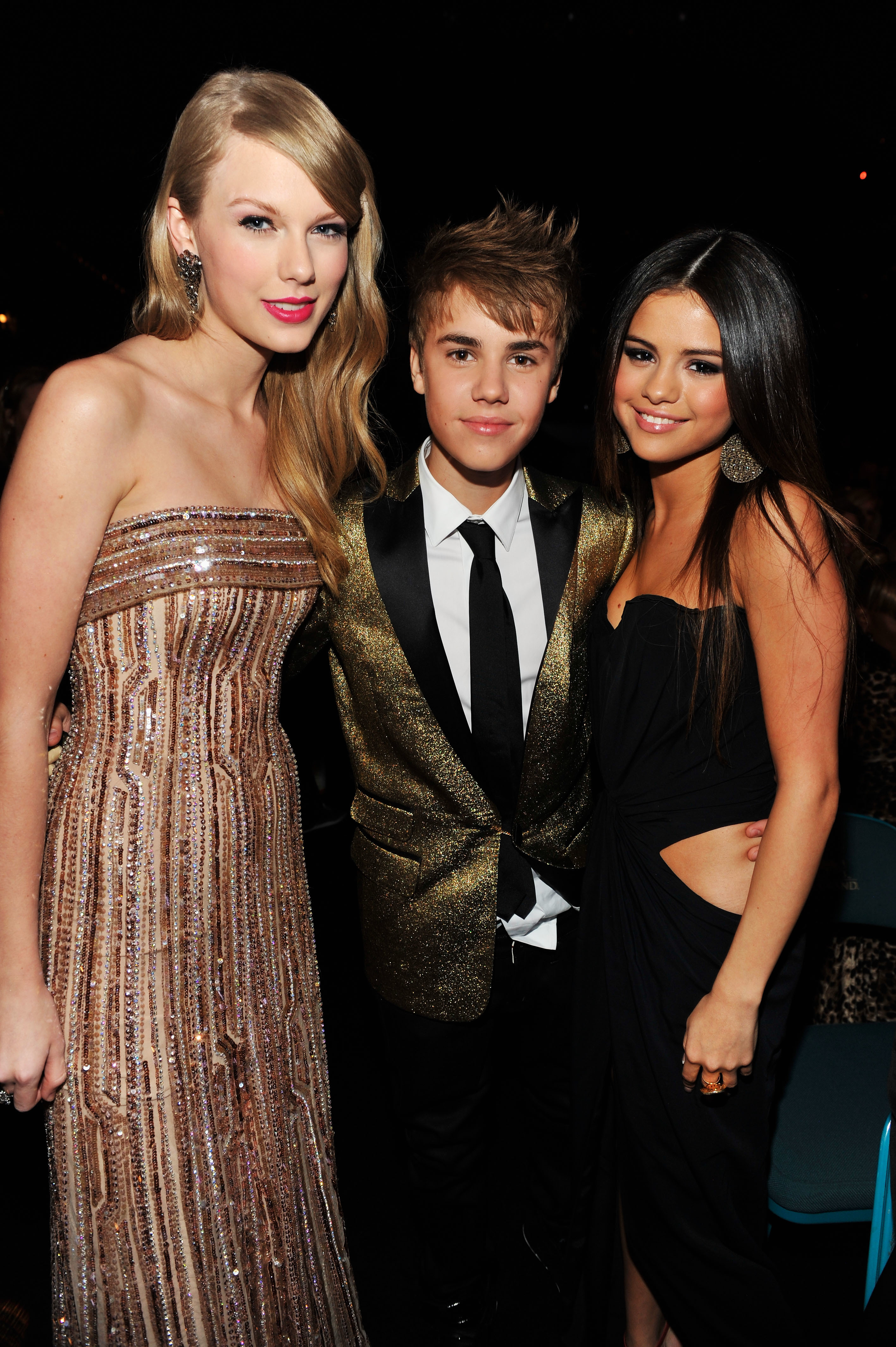 Looks like Justin Bieber and Taylor Swift are back on good terms