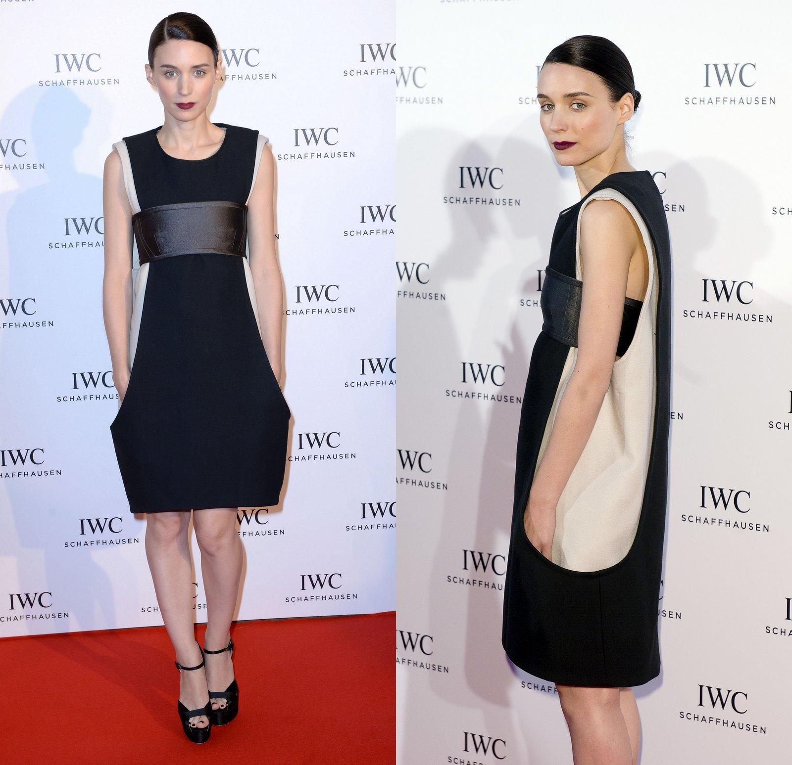 Rooney Mara Cannes dress