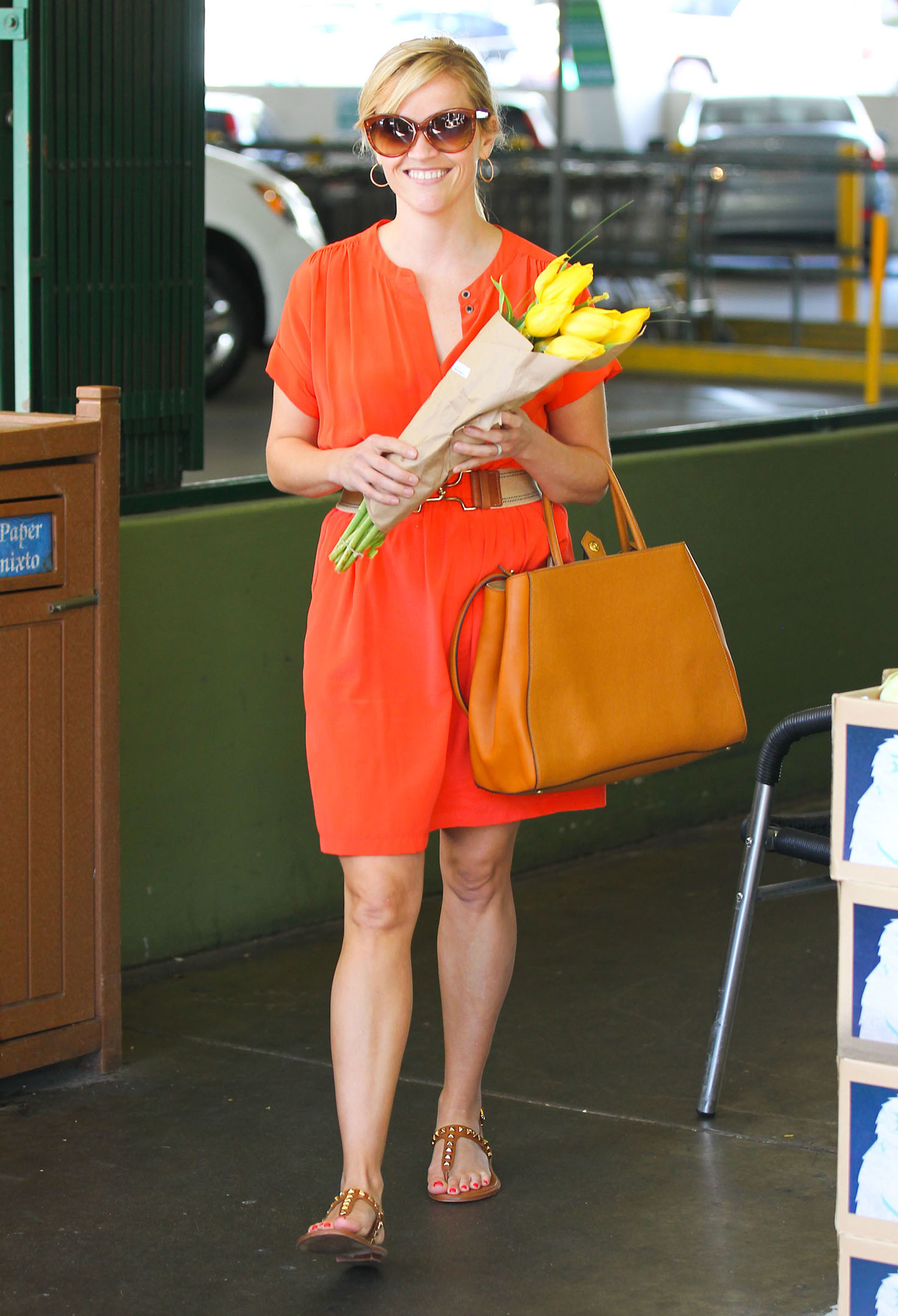 reese witherspoon preppy style