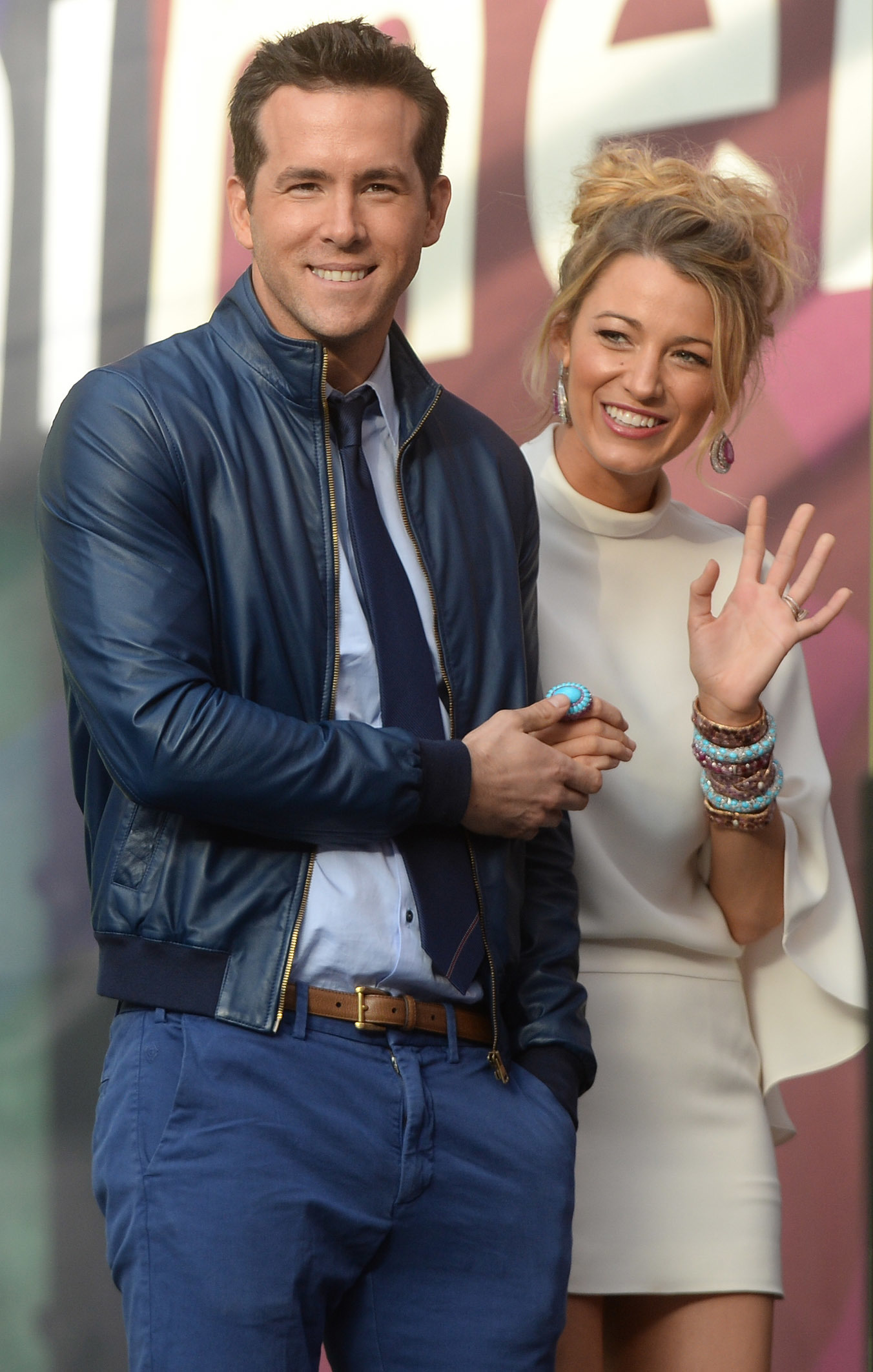 ryan reynolds blake lively family kids married details magazine