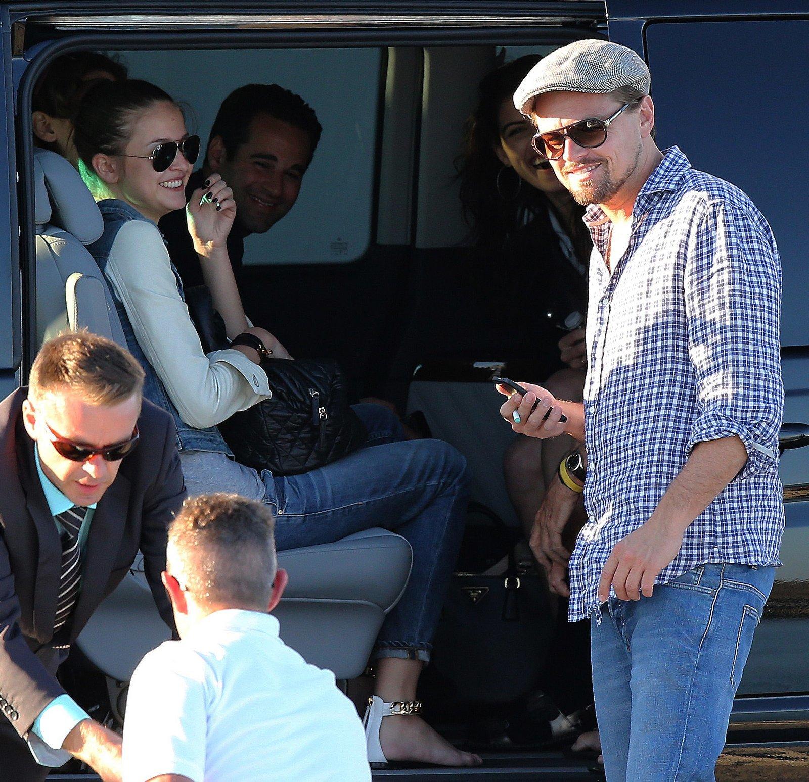 Leonardo DiCaprio new girlfriend