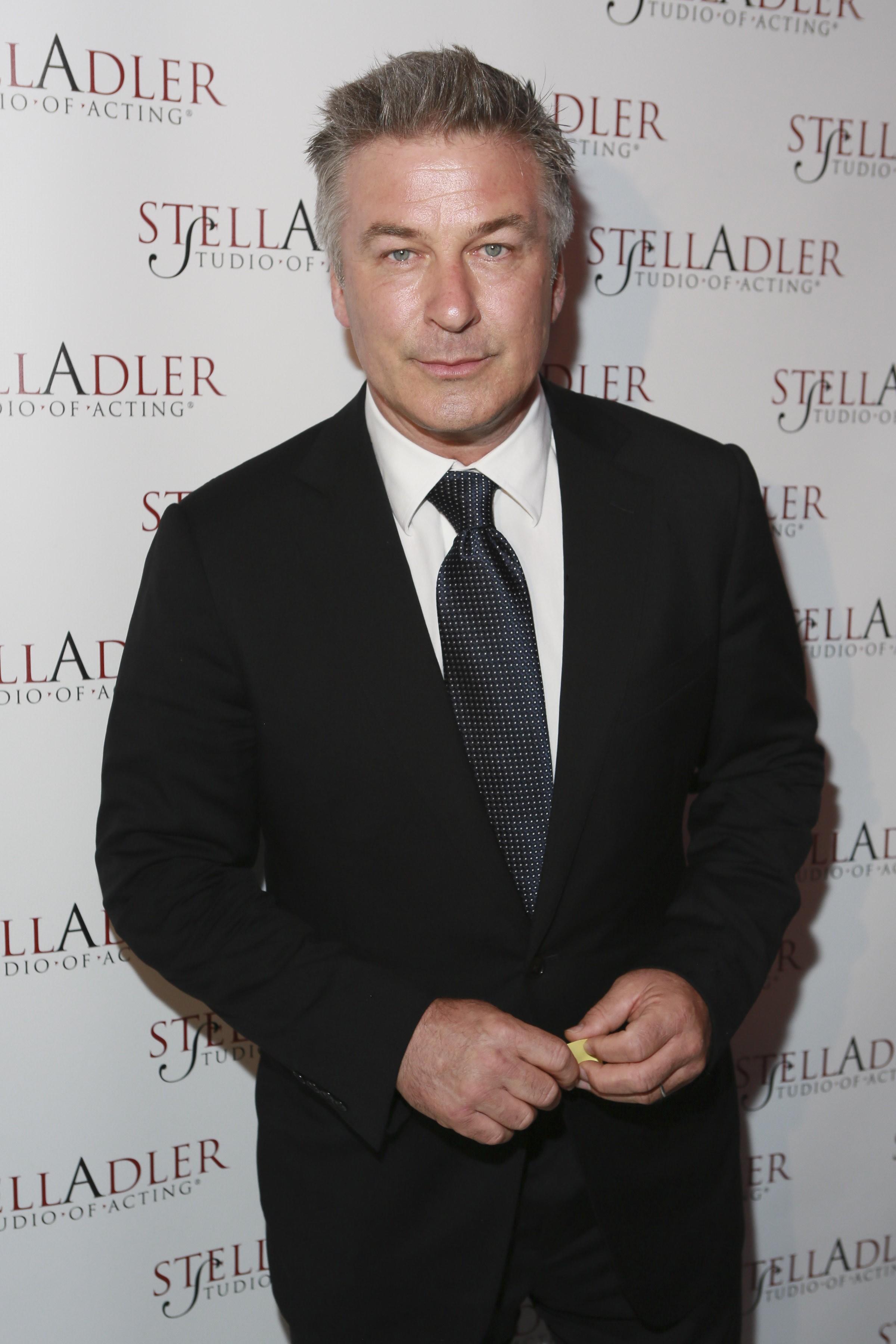 Alec Baldwin in New York