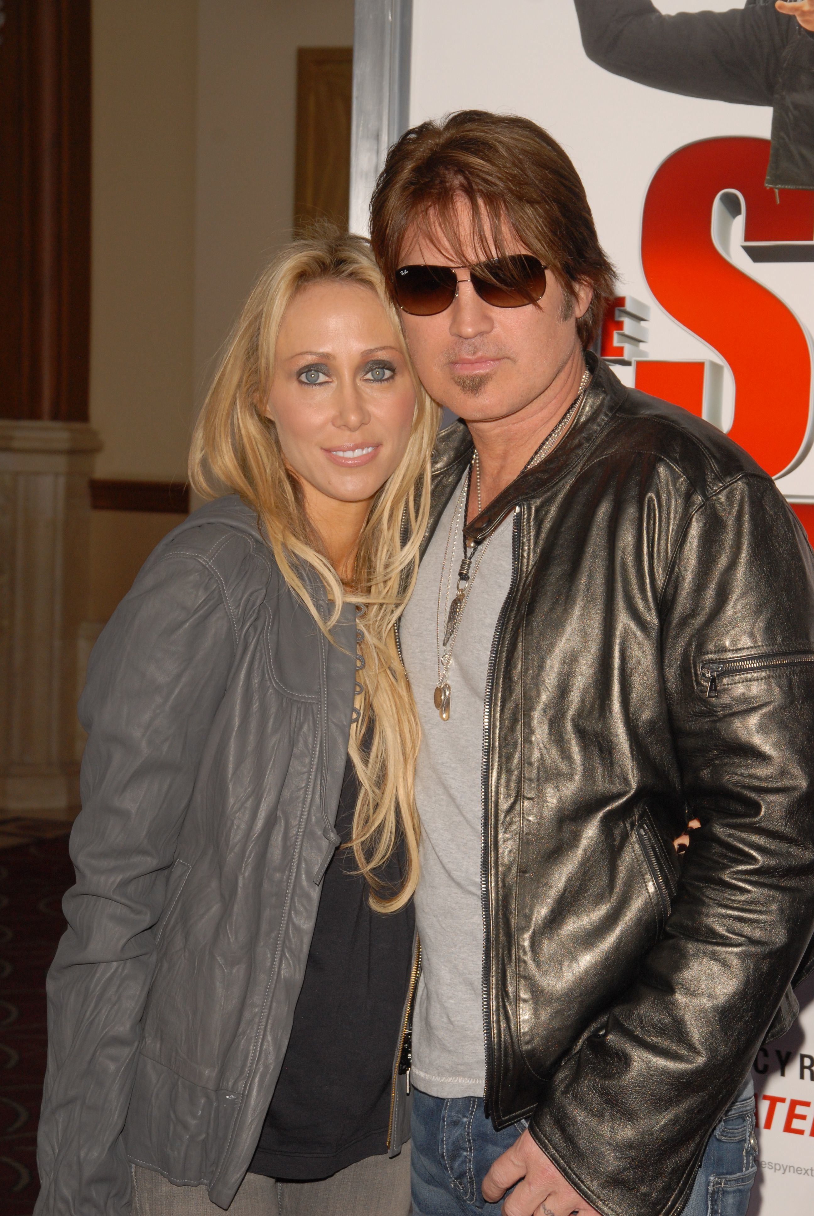 Billy Ray Cyrus Tish Cyrus split divorce filing Miley's parents divorcing