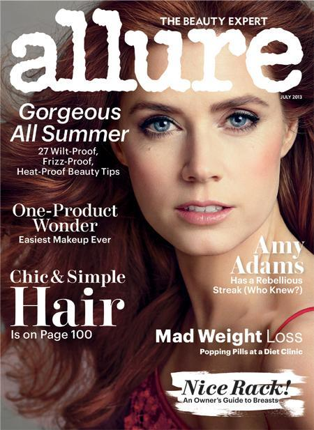 amy adams makeup