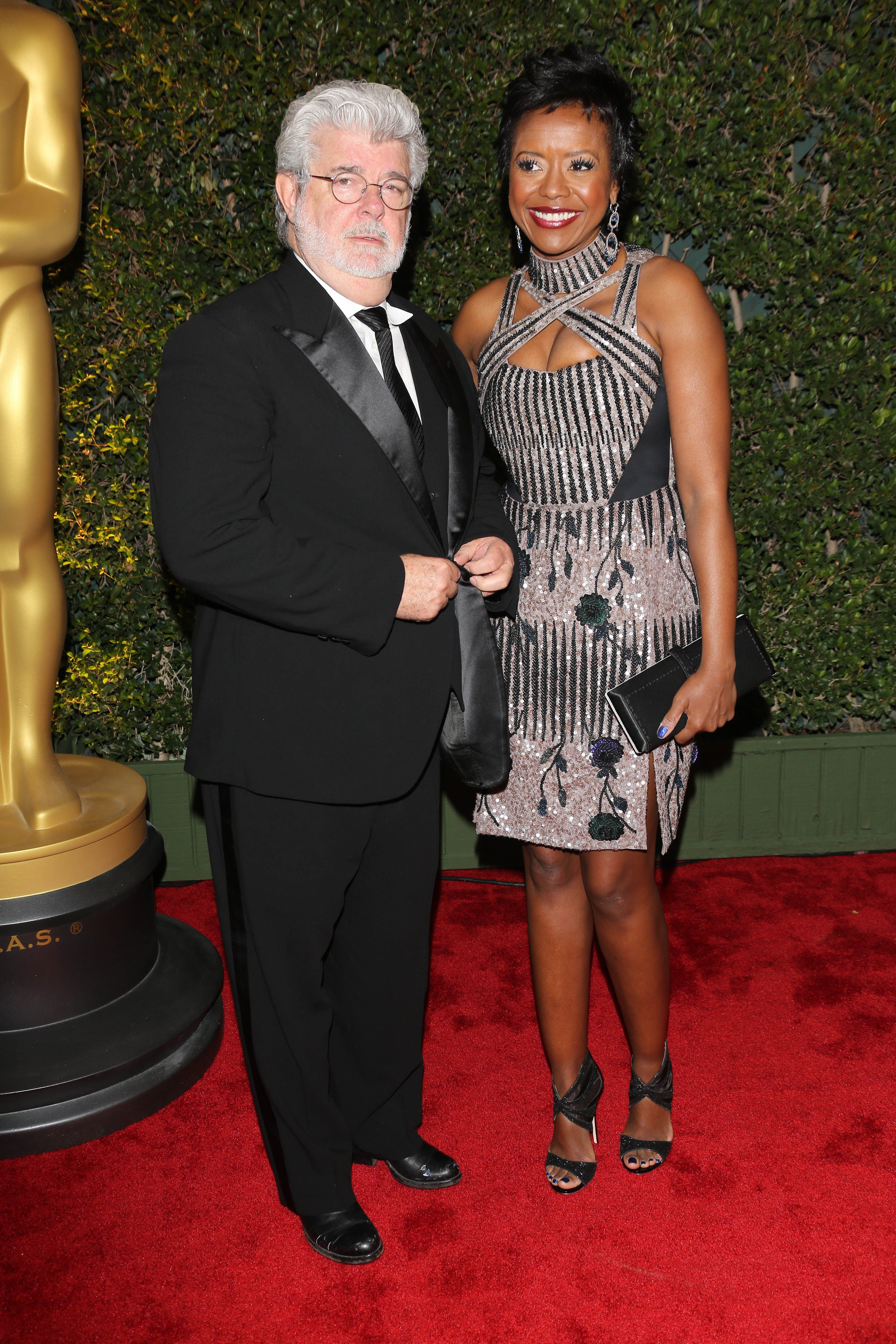 George Lucas Mellody Hobson Governors Awards