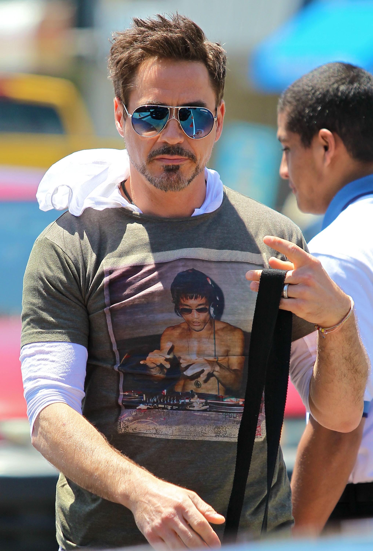 Robert Downey Jr. sunglasses
