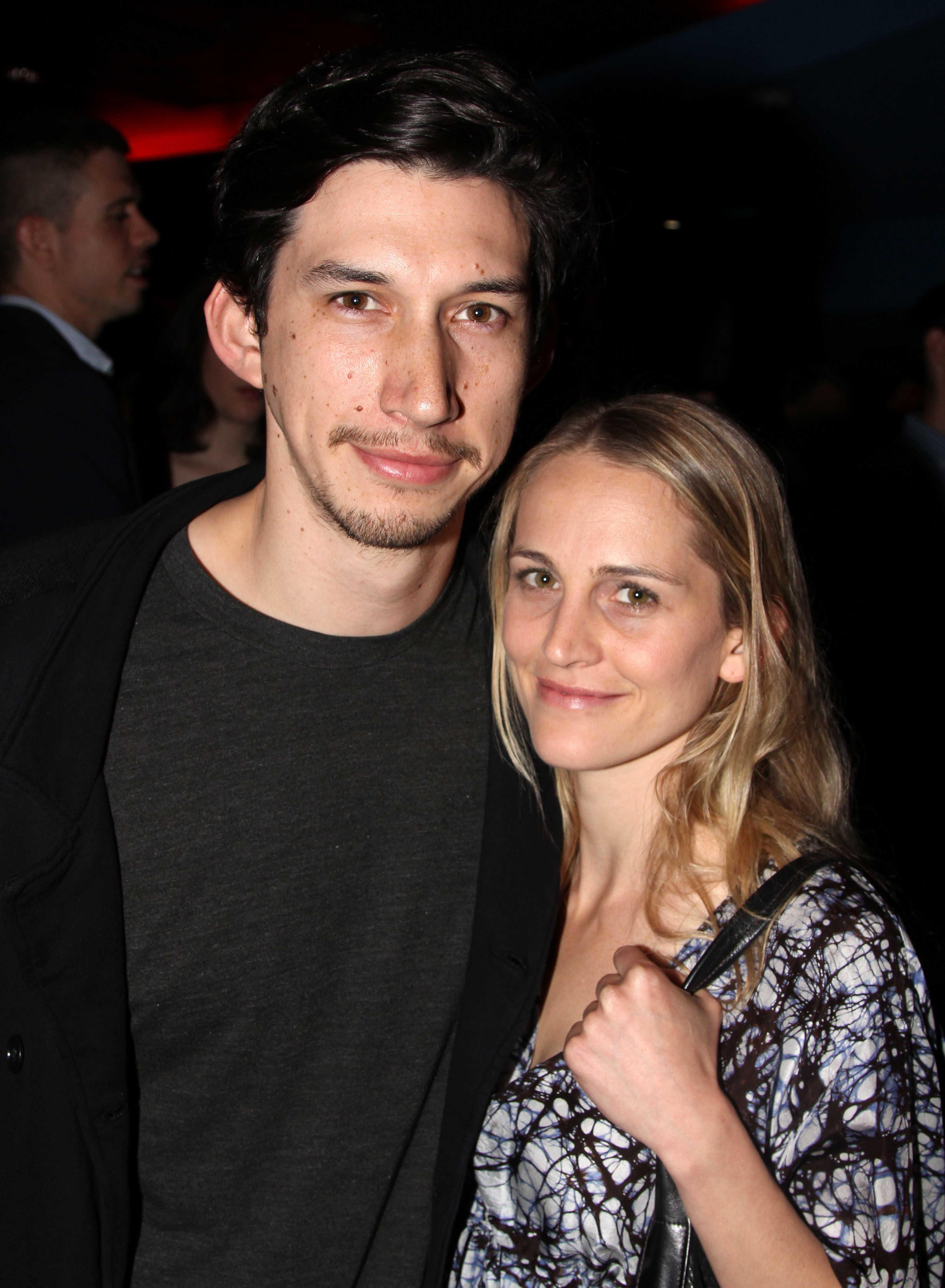 adam driver married