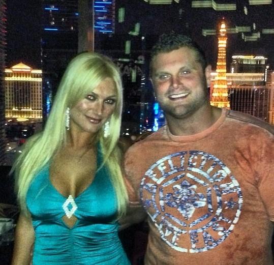Brooke Hogan Phil Costa engagement