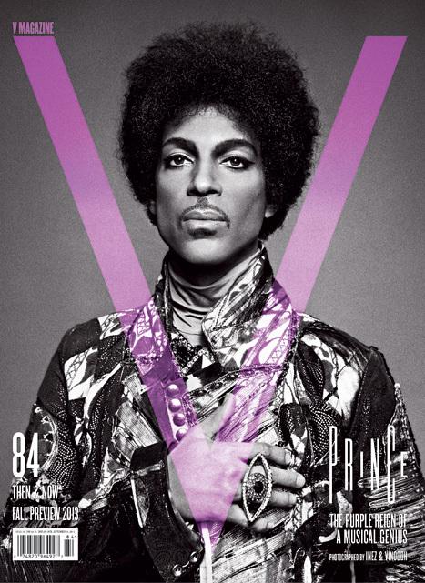 Prince afro