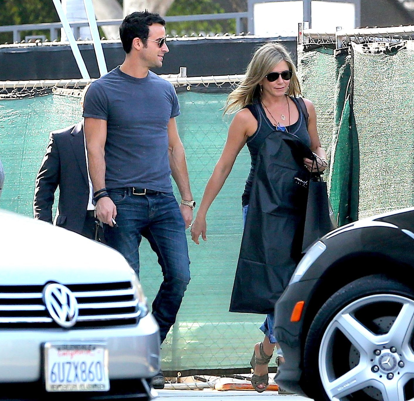 jennifer aniston justin theroux wedding