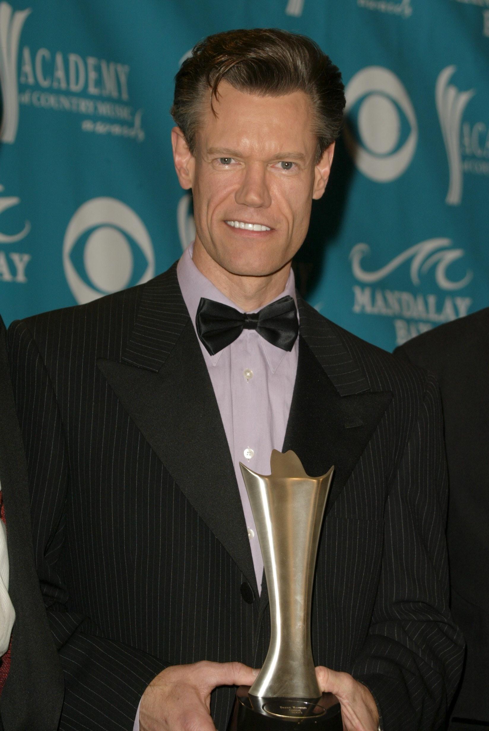 randy travis awards