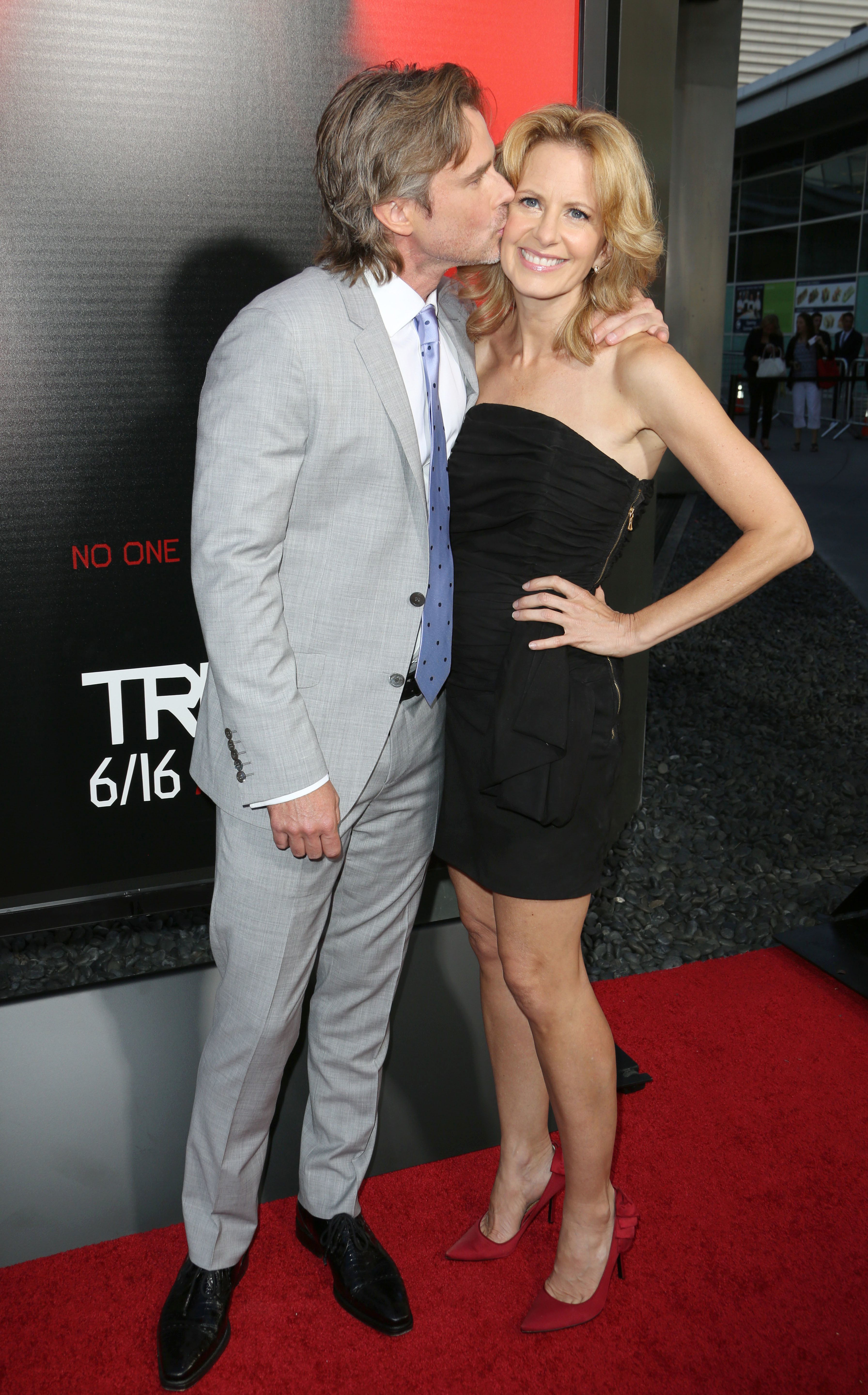 Sam Trammell missy yager pda