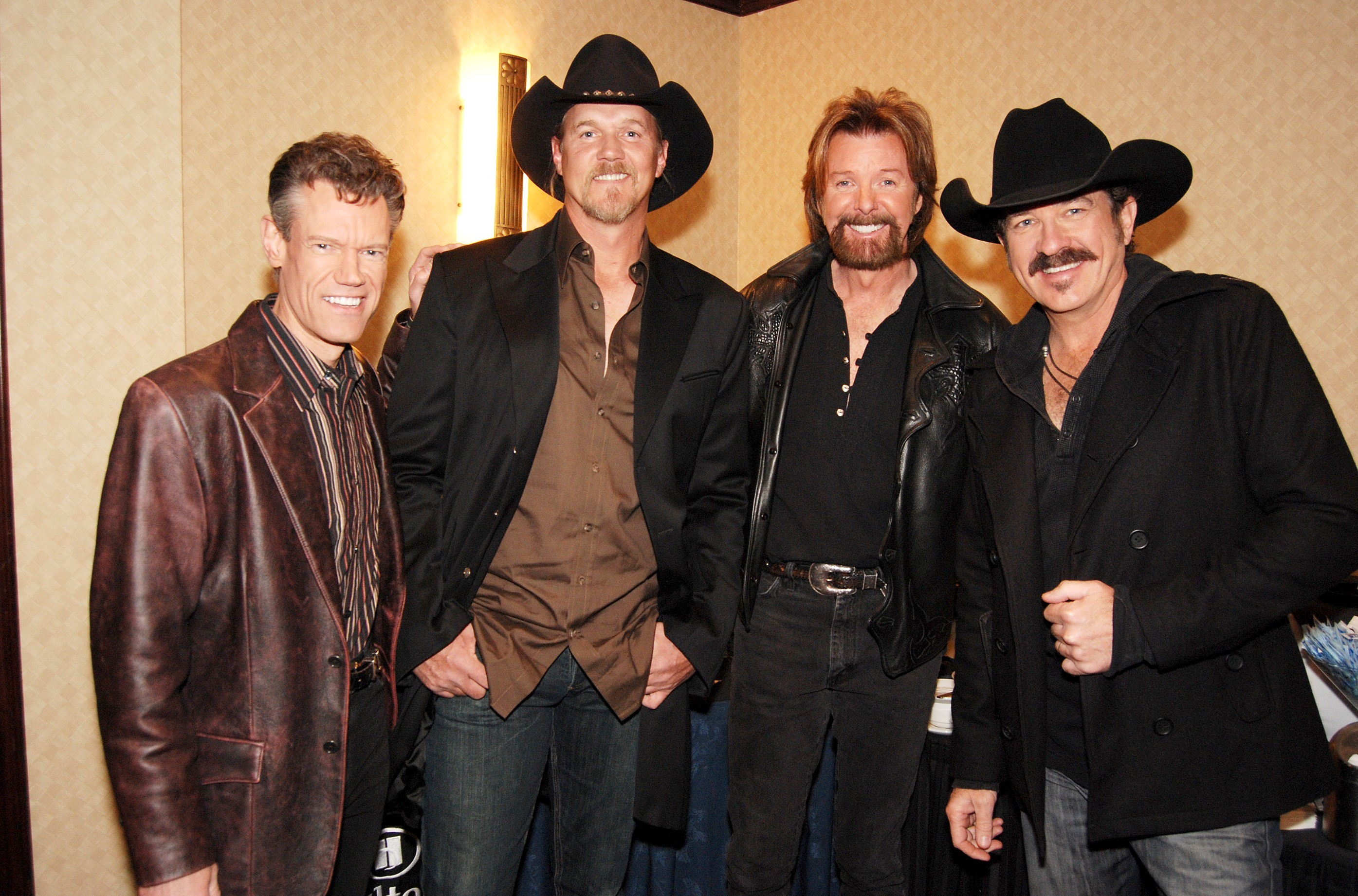 Randy Travis Brooks & Dunn Trace Adkins