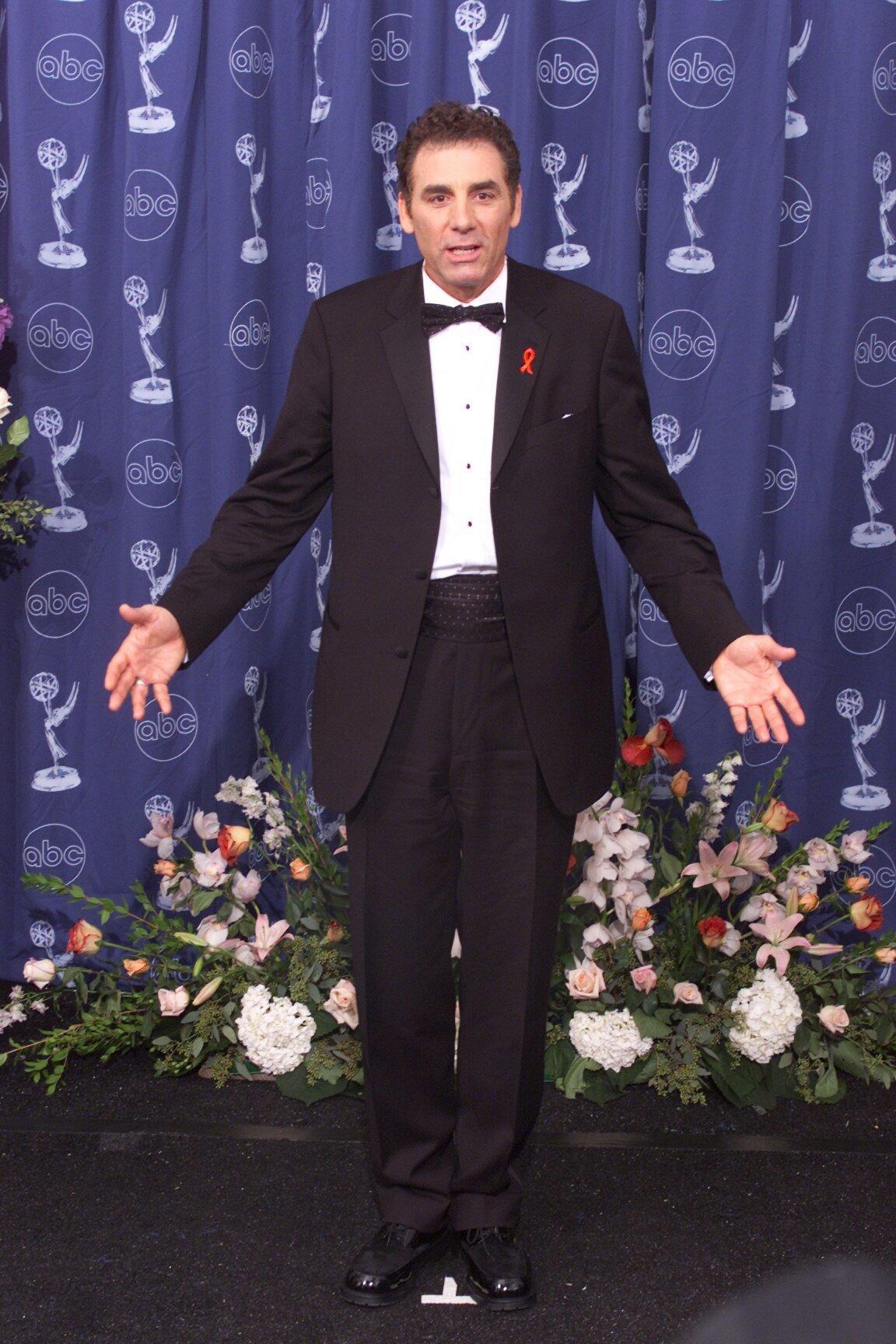 Michael Richards Emmy Seinfeld