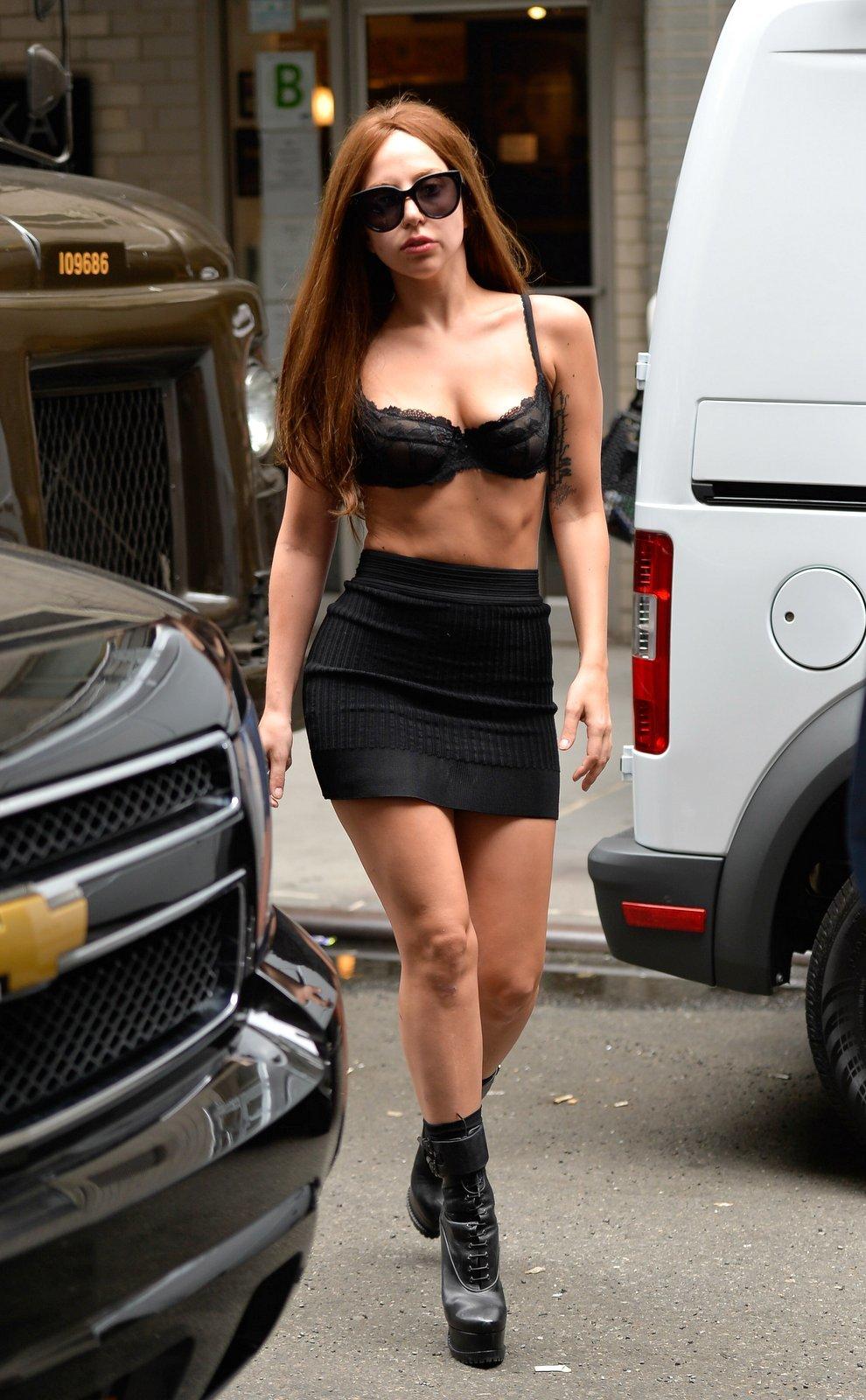Lady Gaga Bra