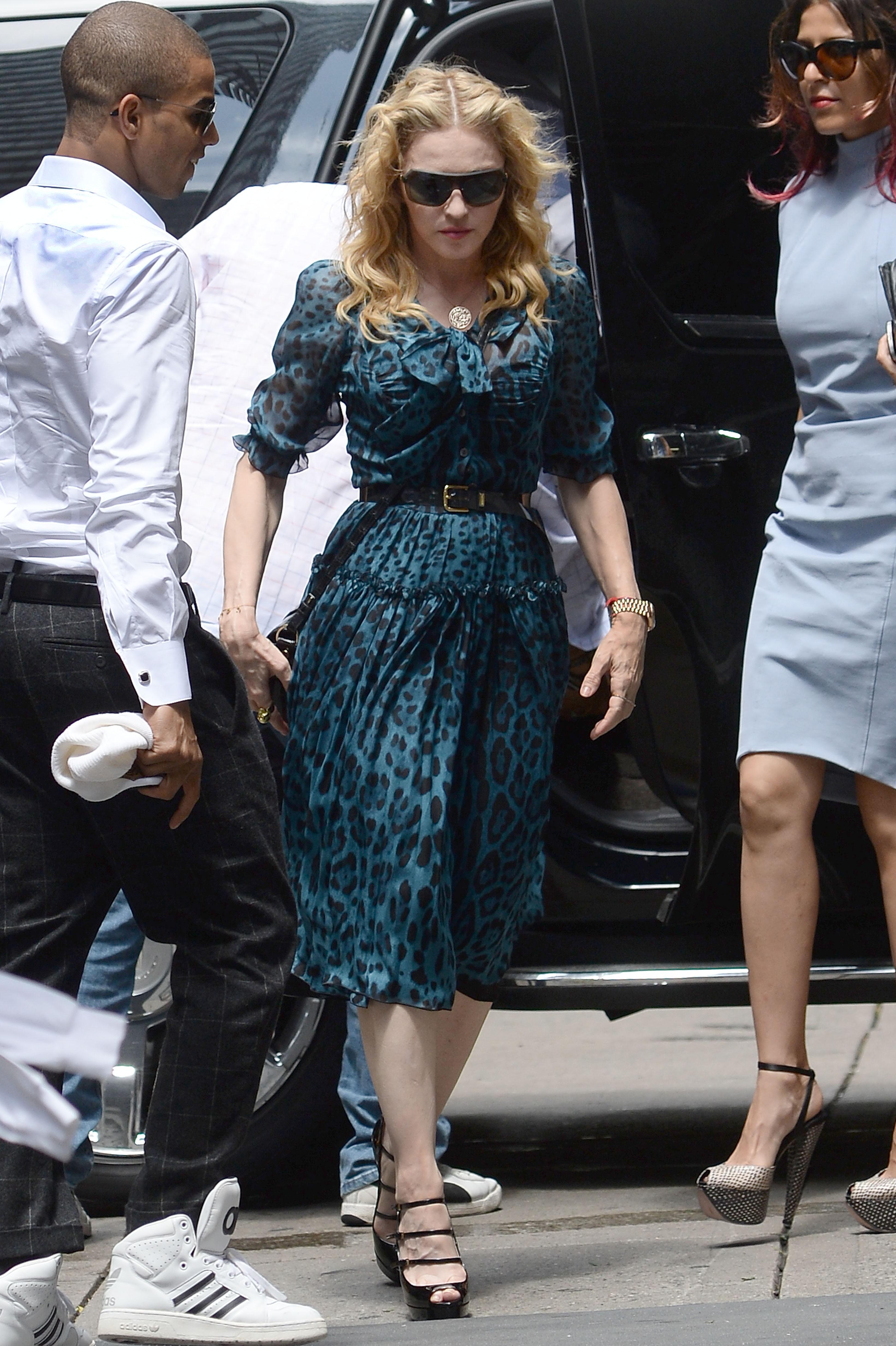 Madonna Bar Mitzvah
