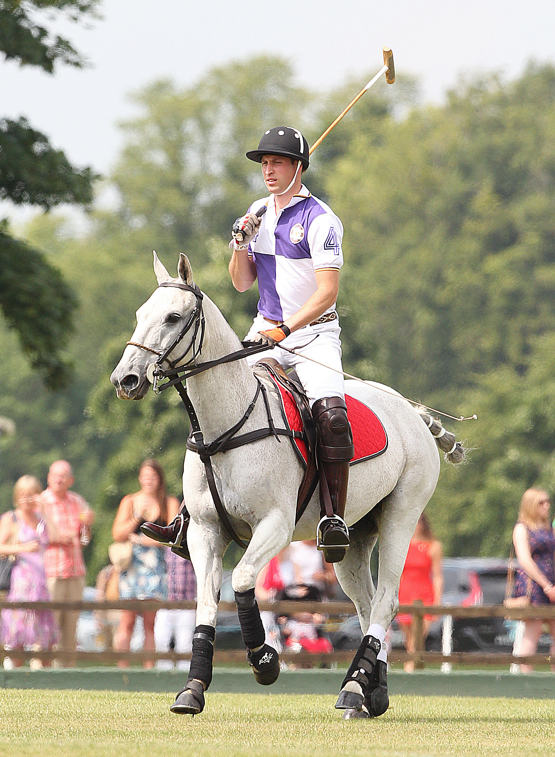Prince William polo