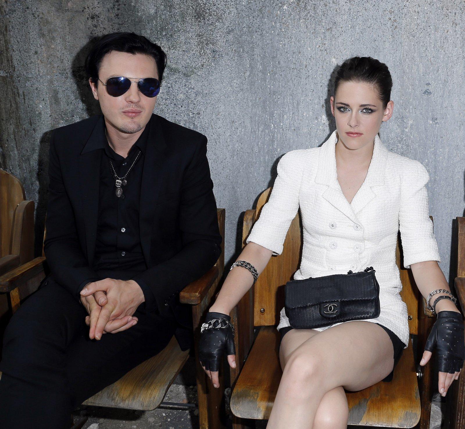 Kristen Stewart and Michael Pitt