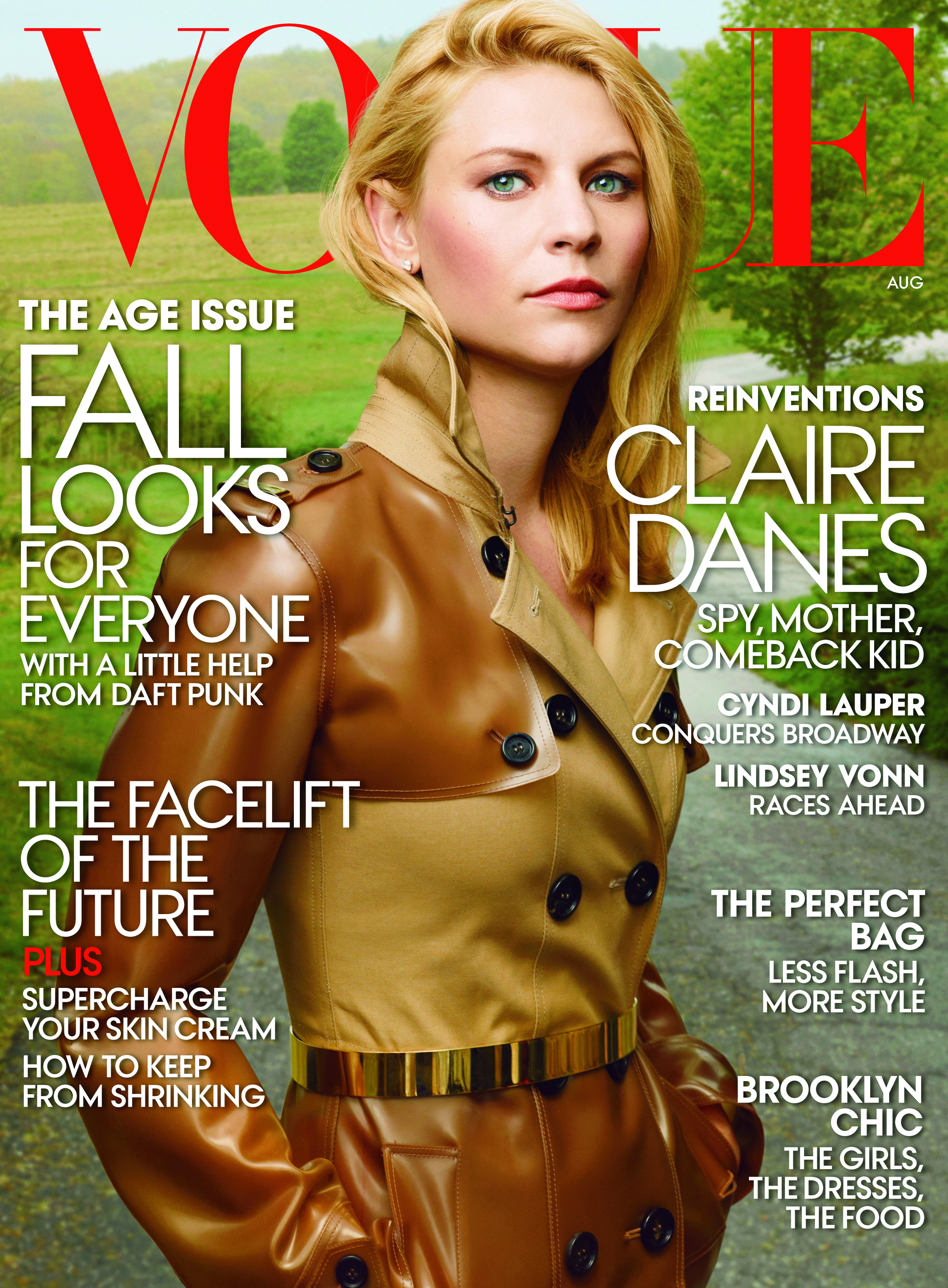 Claire Danes chats parenting and more!