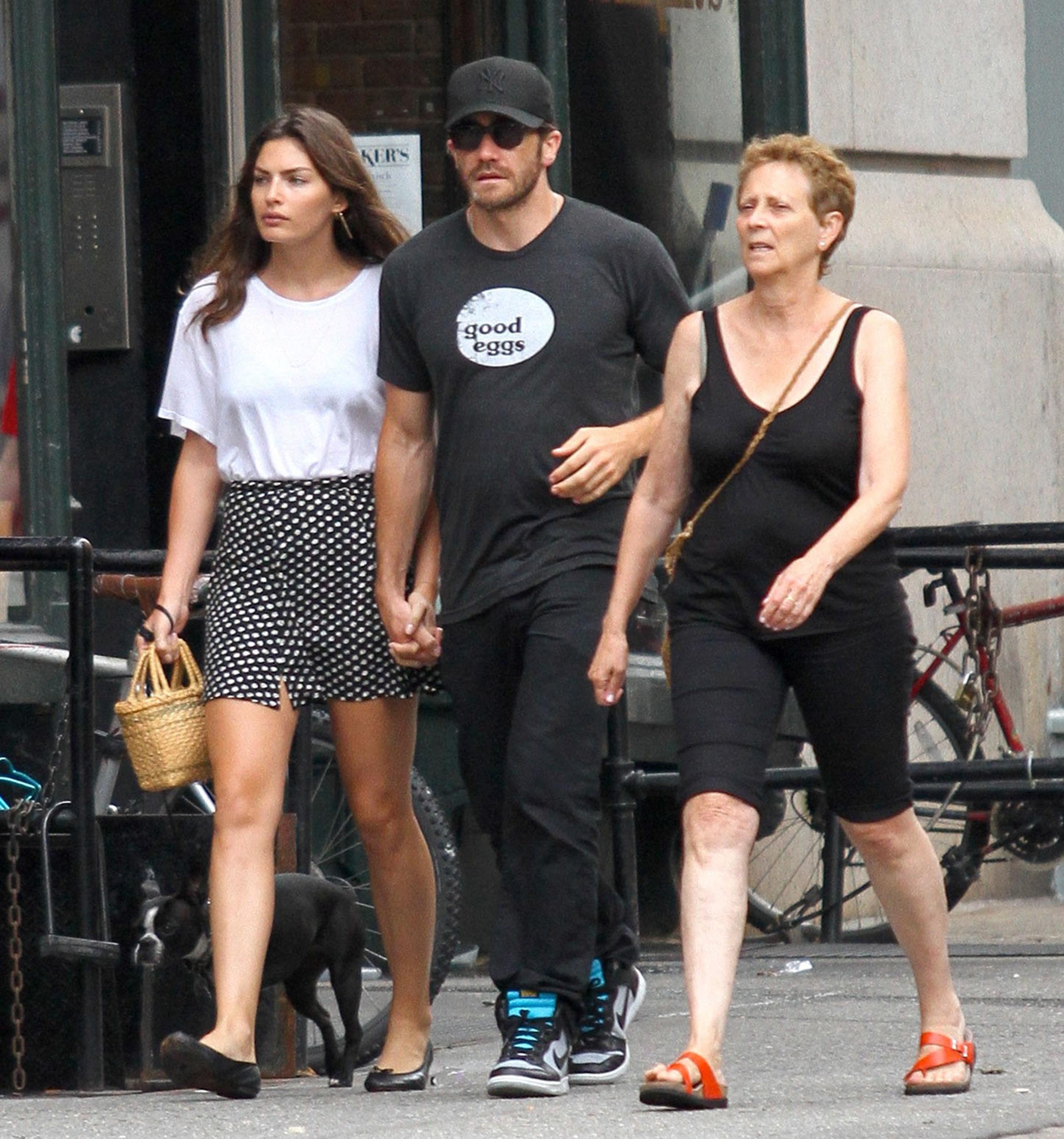 Jake Gyllenhaal new girlfriend