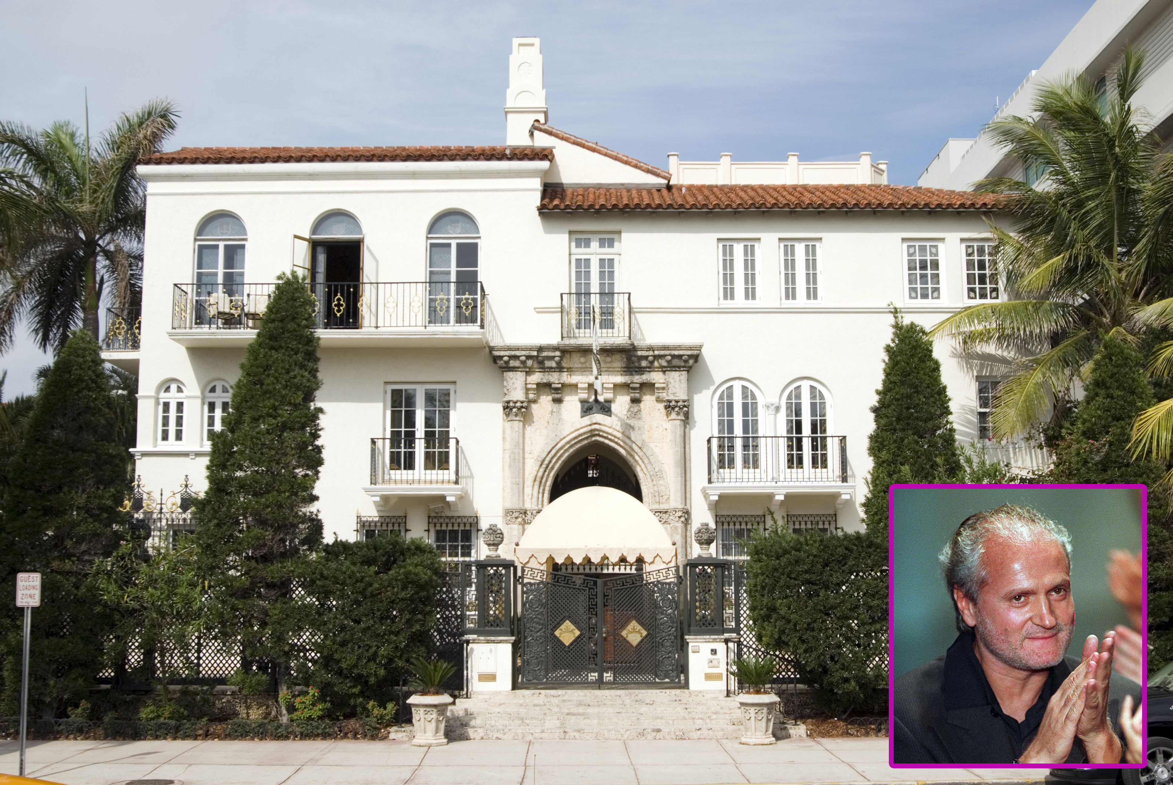 Gianni Versace Mansion