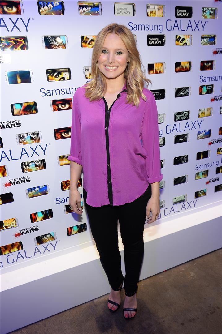Kristen Bell Comic Con