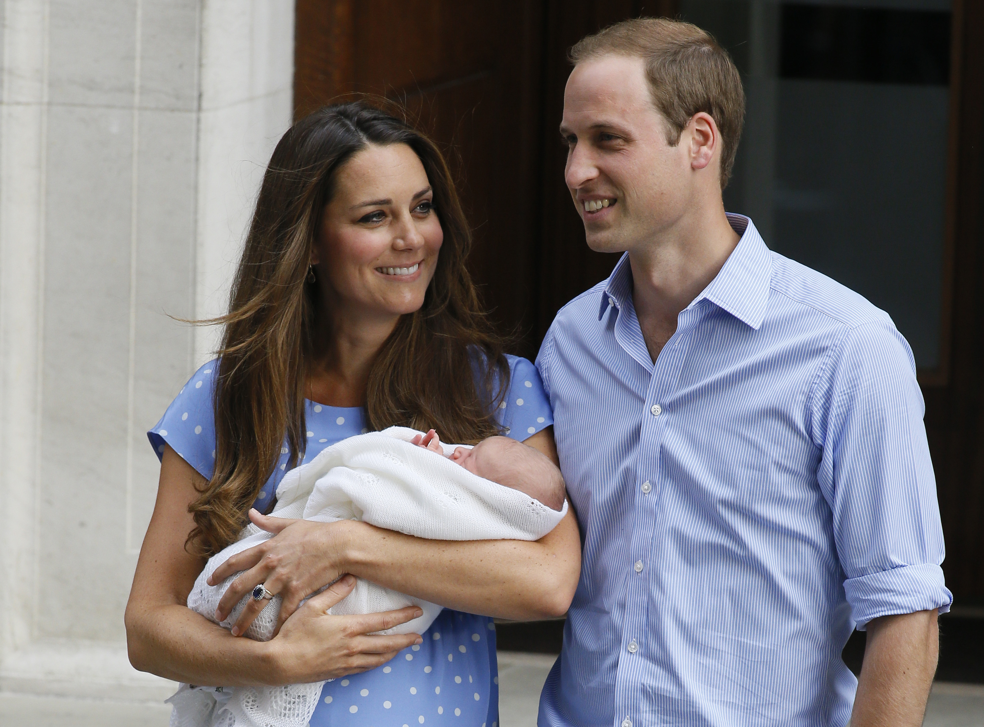 prince william prince george duchess kate protective father safeguard futur
