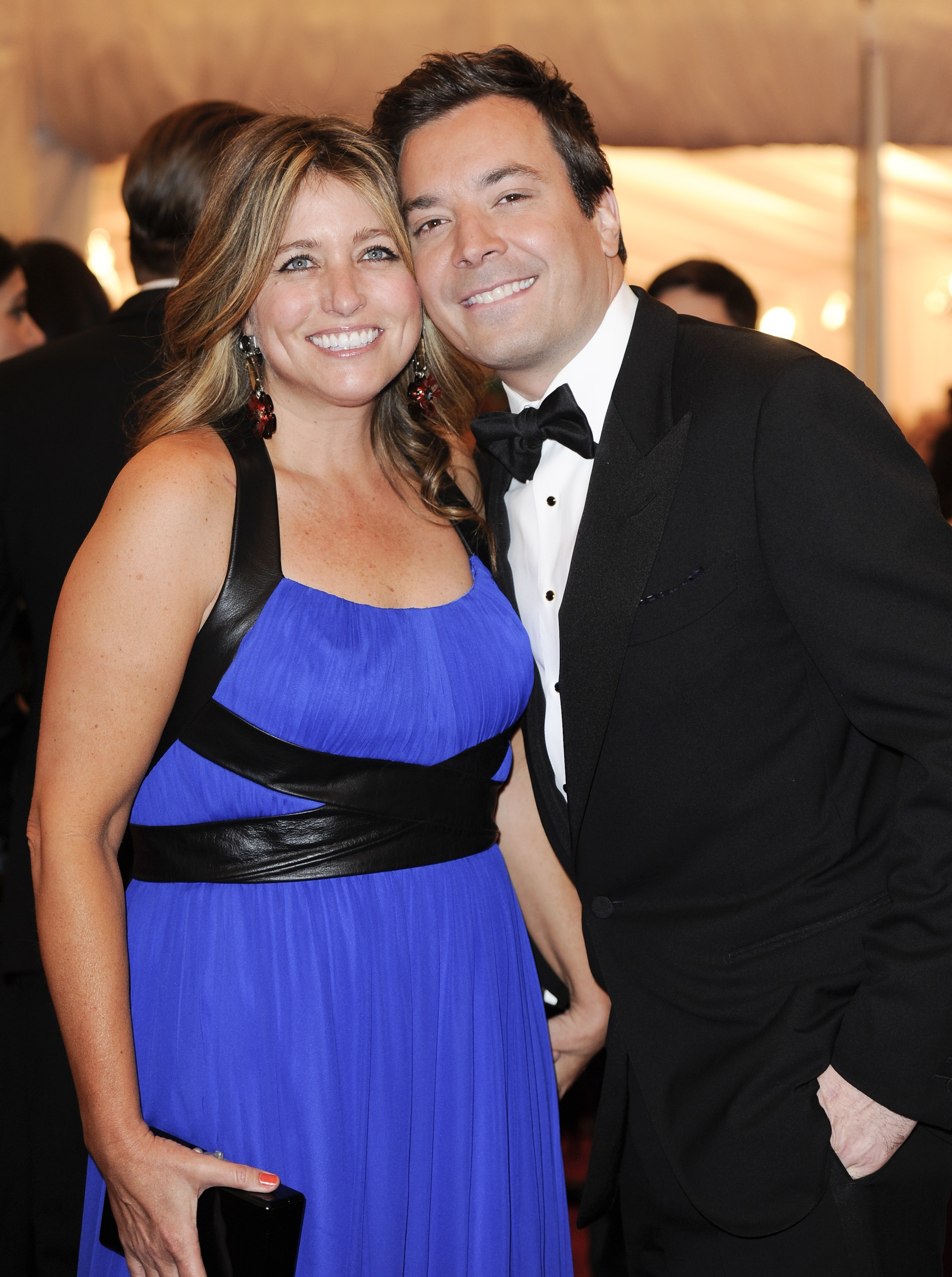 Jimmy Fallon baby welcomes daughter baby girl wife surrogate pregnant