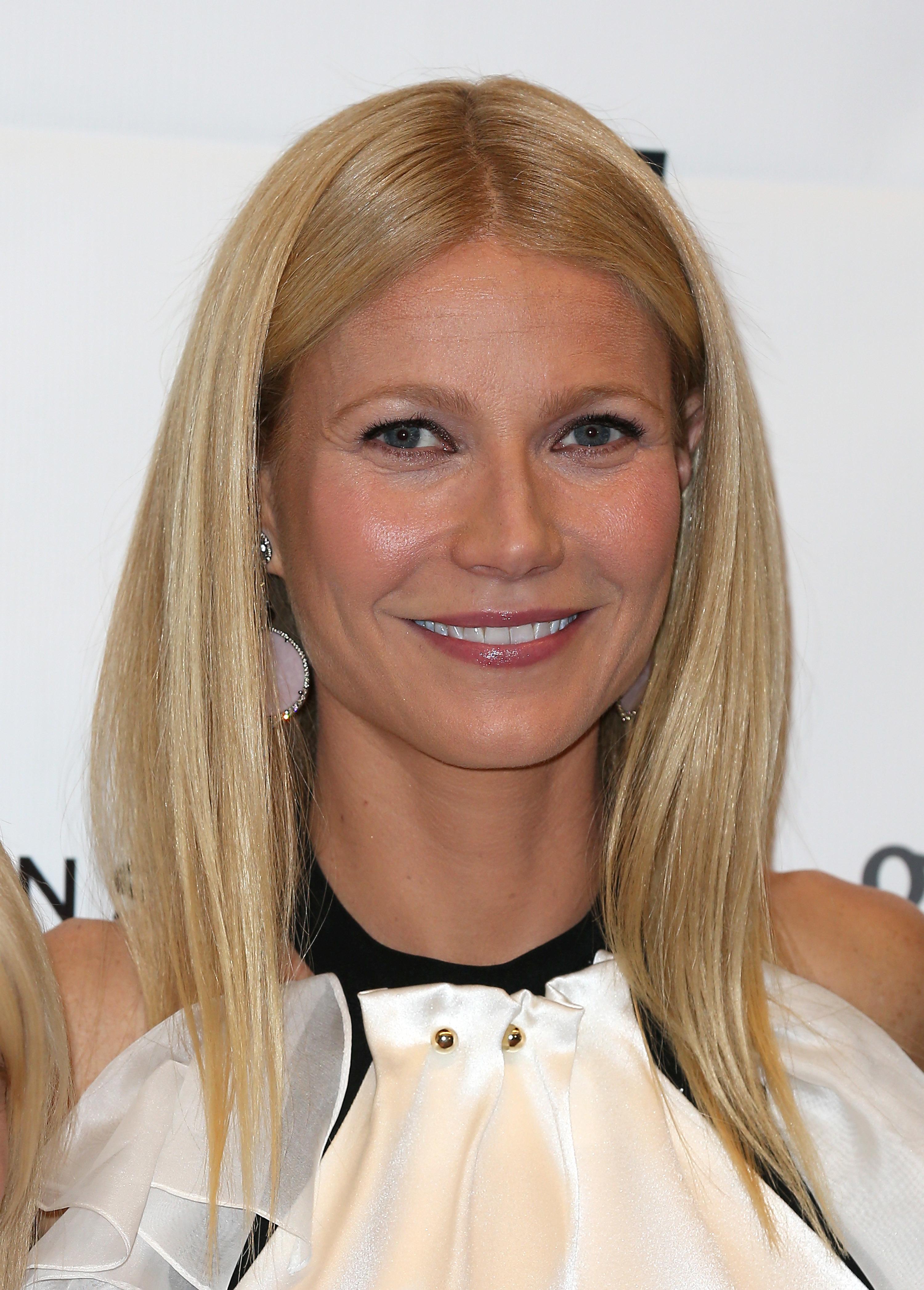 gwyneth paltrow blond