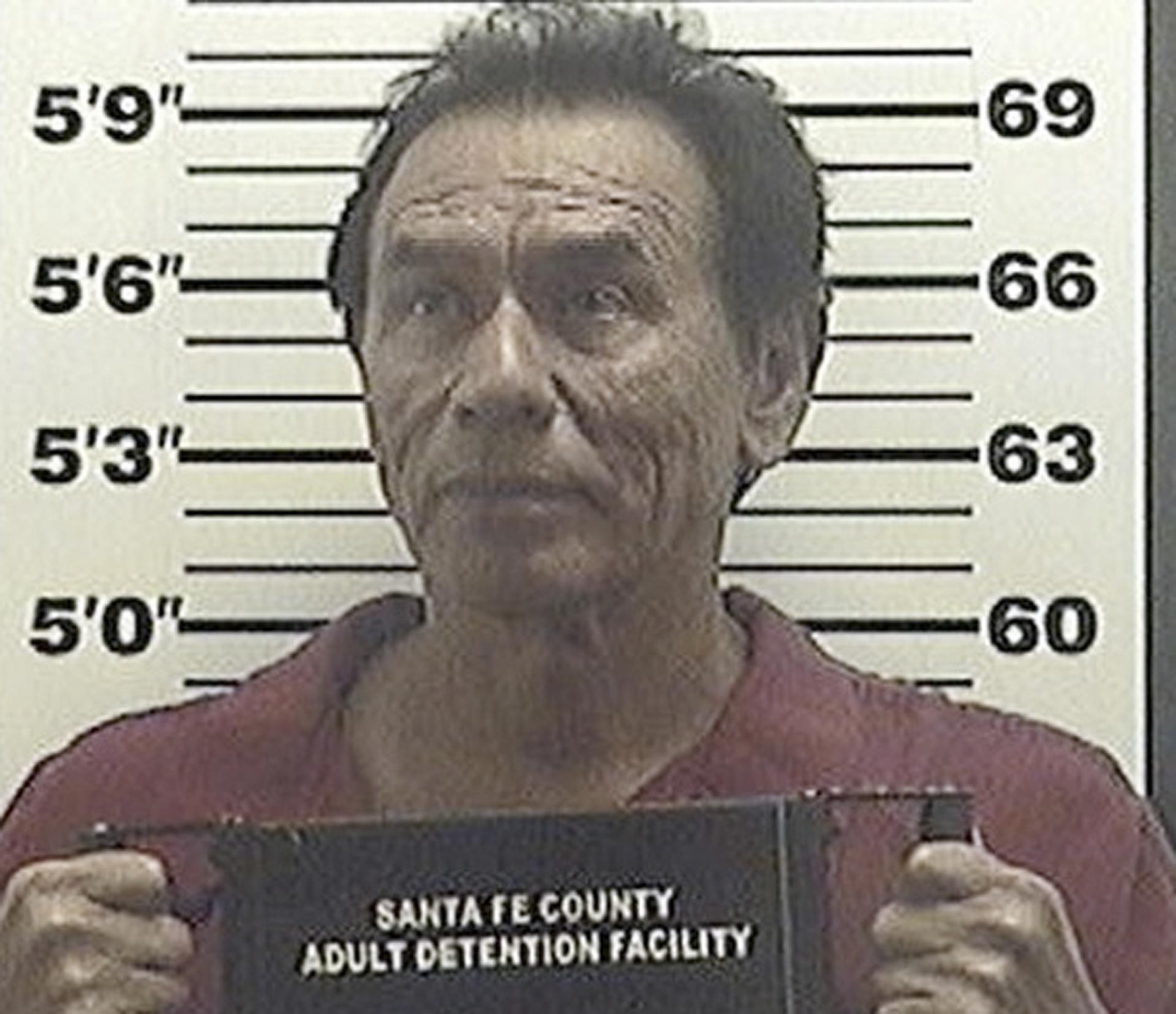 Wes Studi arrested