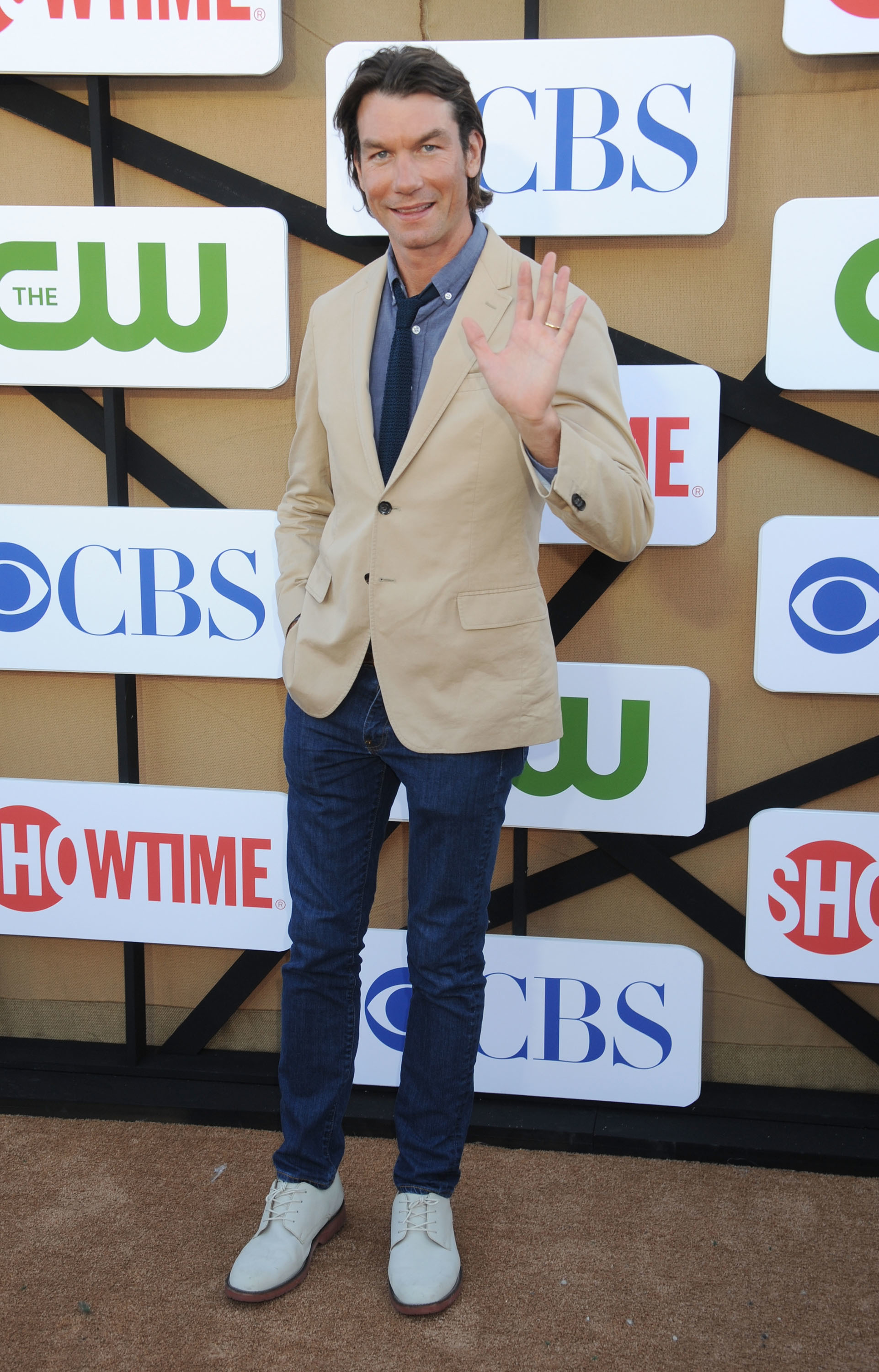 Jerry O'Connell would not 'allow' a male nanny in his house