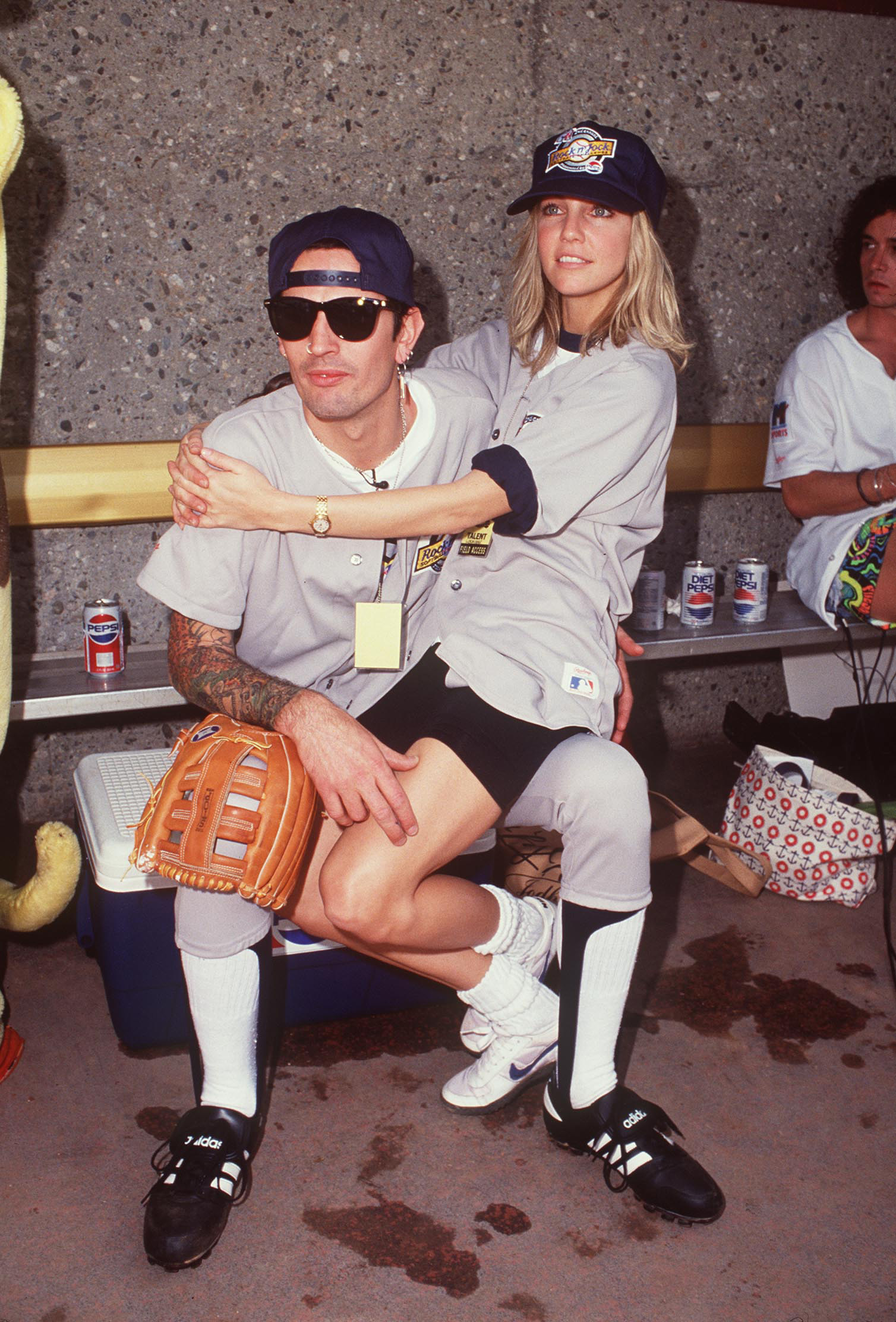 heather locklear tommy lee