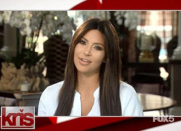 Kim Kardashian Kris talk show